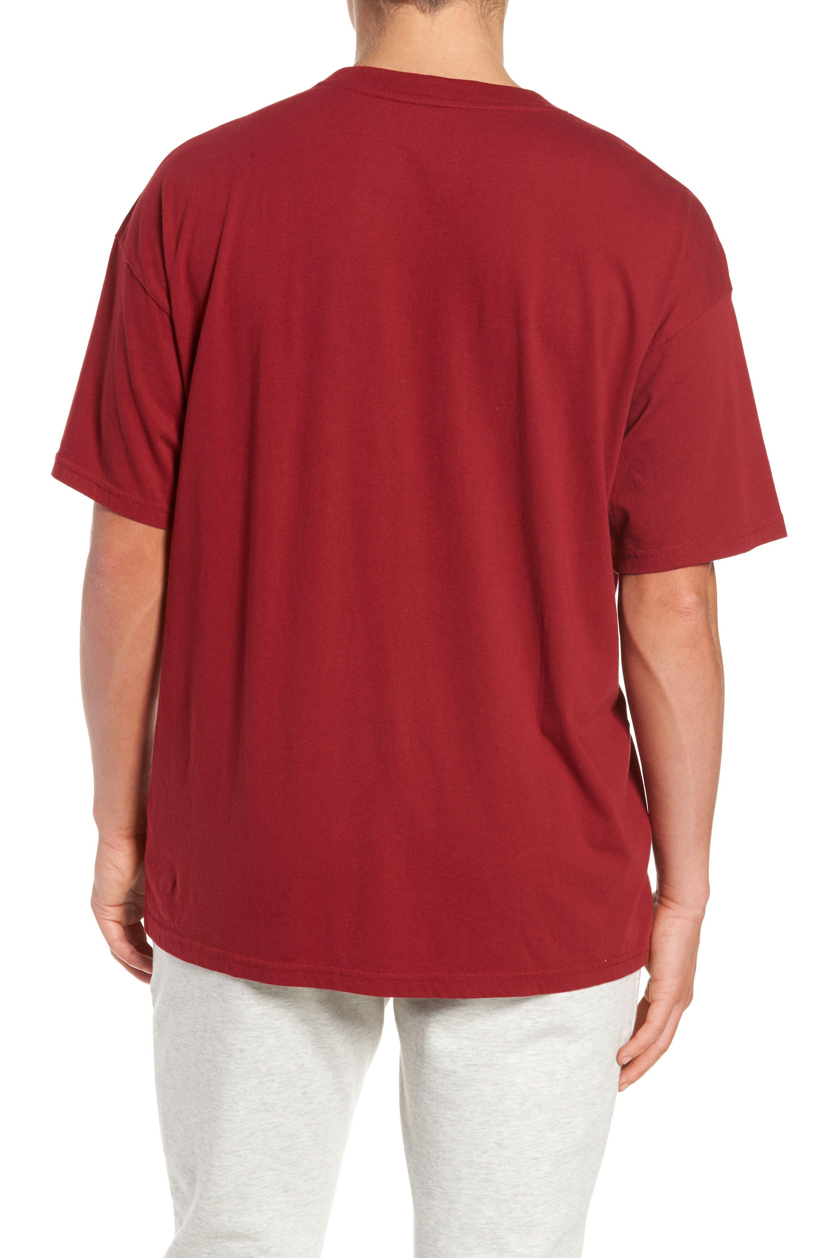 Alternate Image 2  - Timberland Logo T-Shirt
