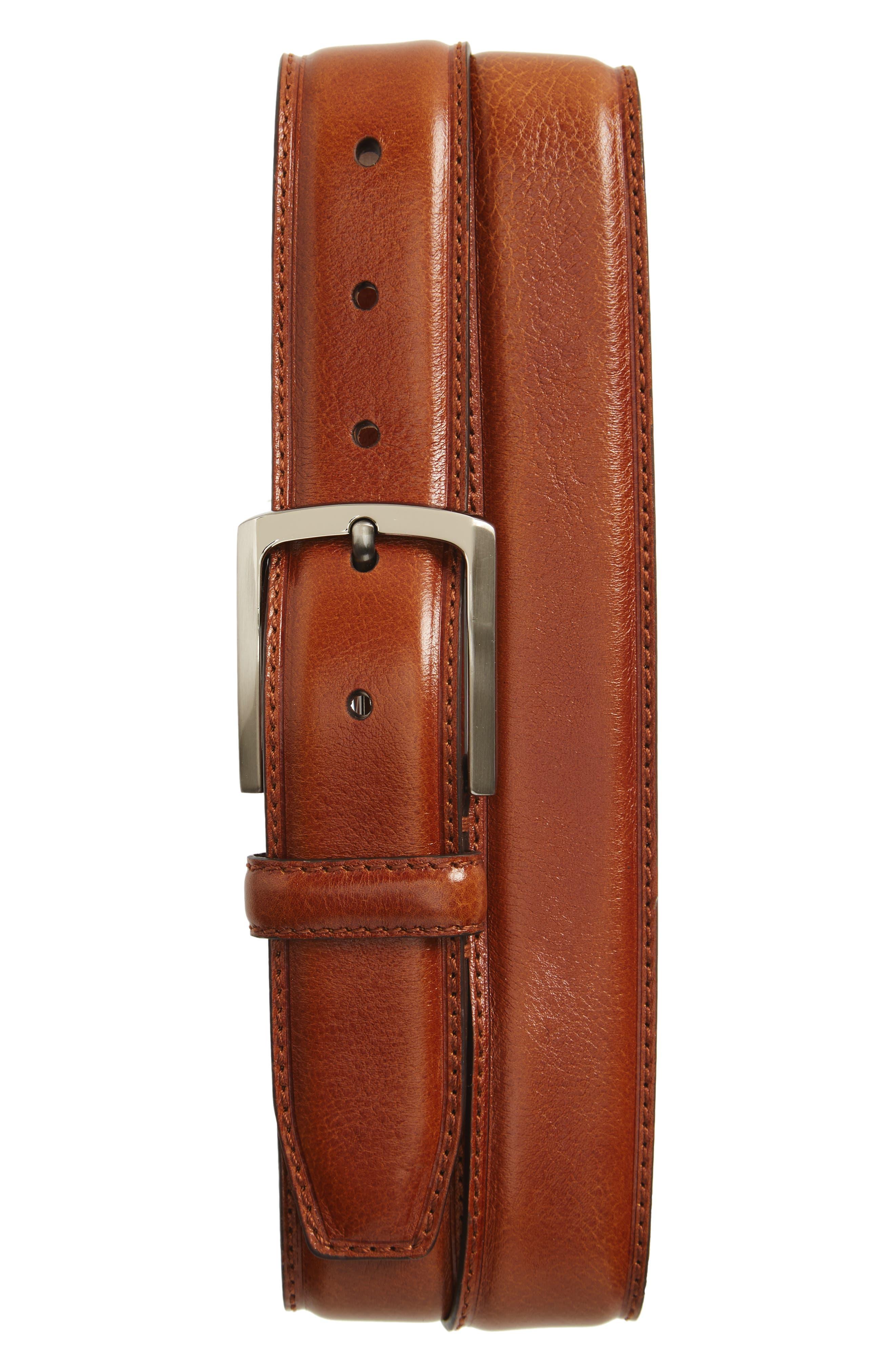 Trafalgar Corso Leather Belt