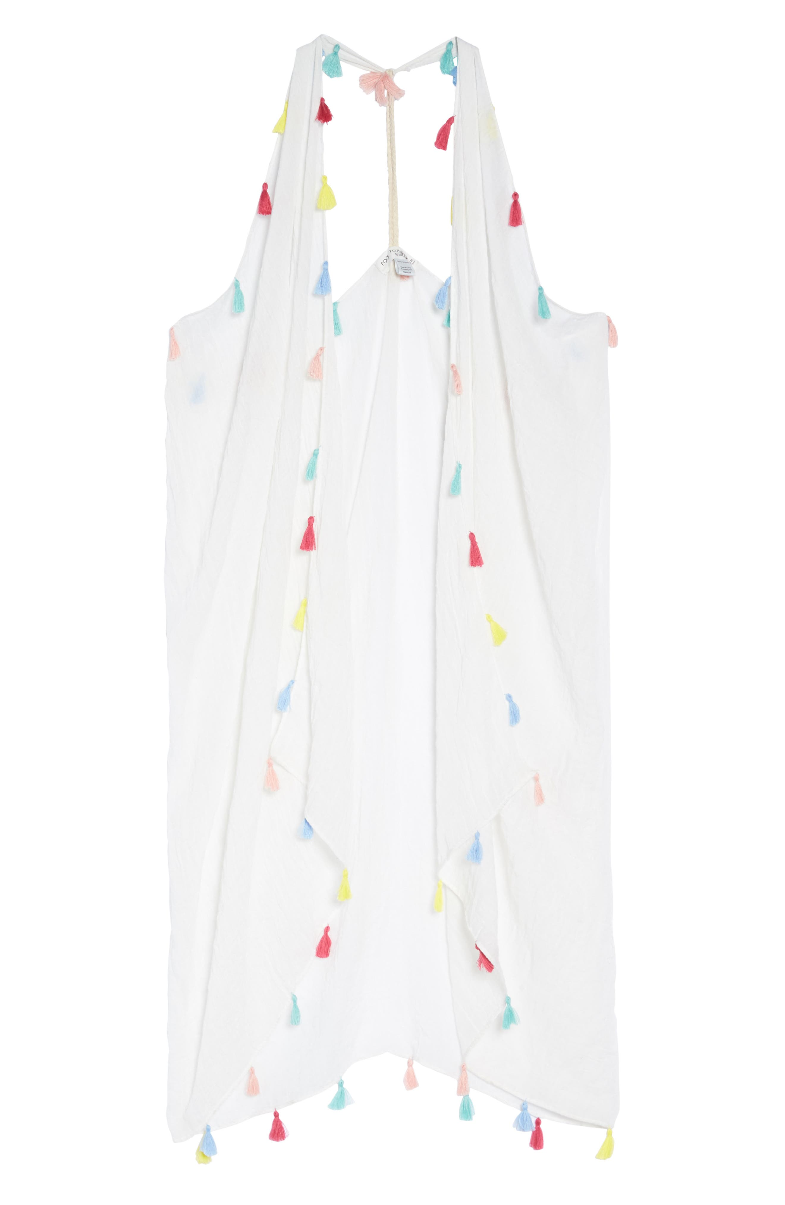Alternate Image 9  - Pool to Party Spirit Cover-Up Vest