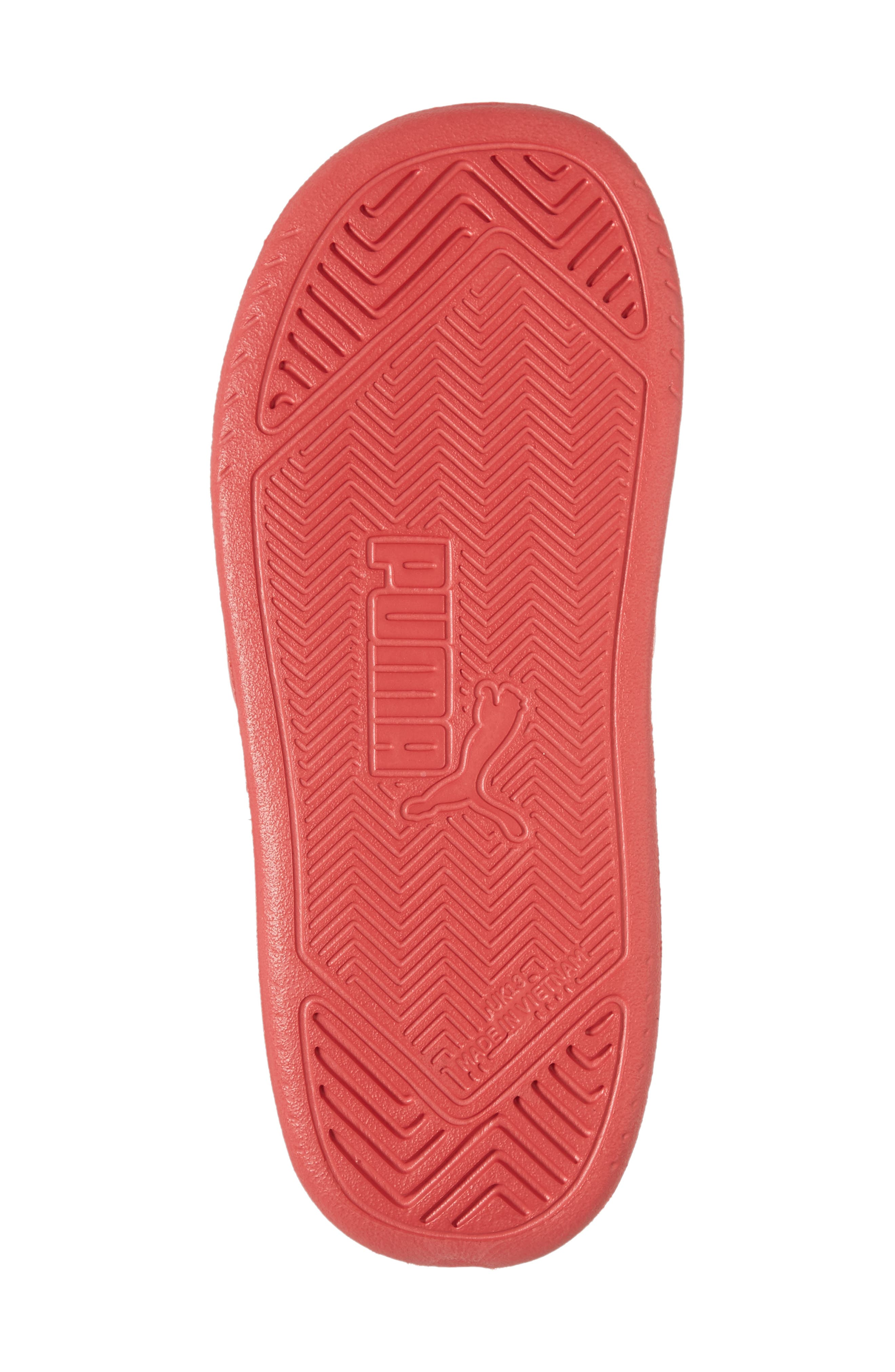 Popcat Slide Sandal,                             Alternate thumbnail 6, color,                             Paradise Pink/ Pearl