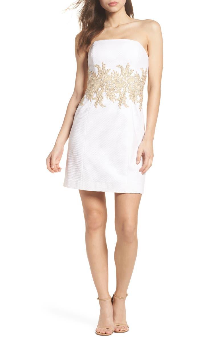 Kade Strapless Dress