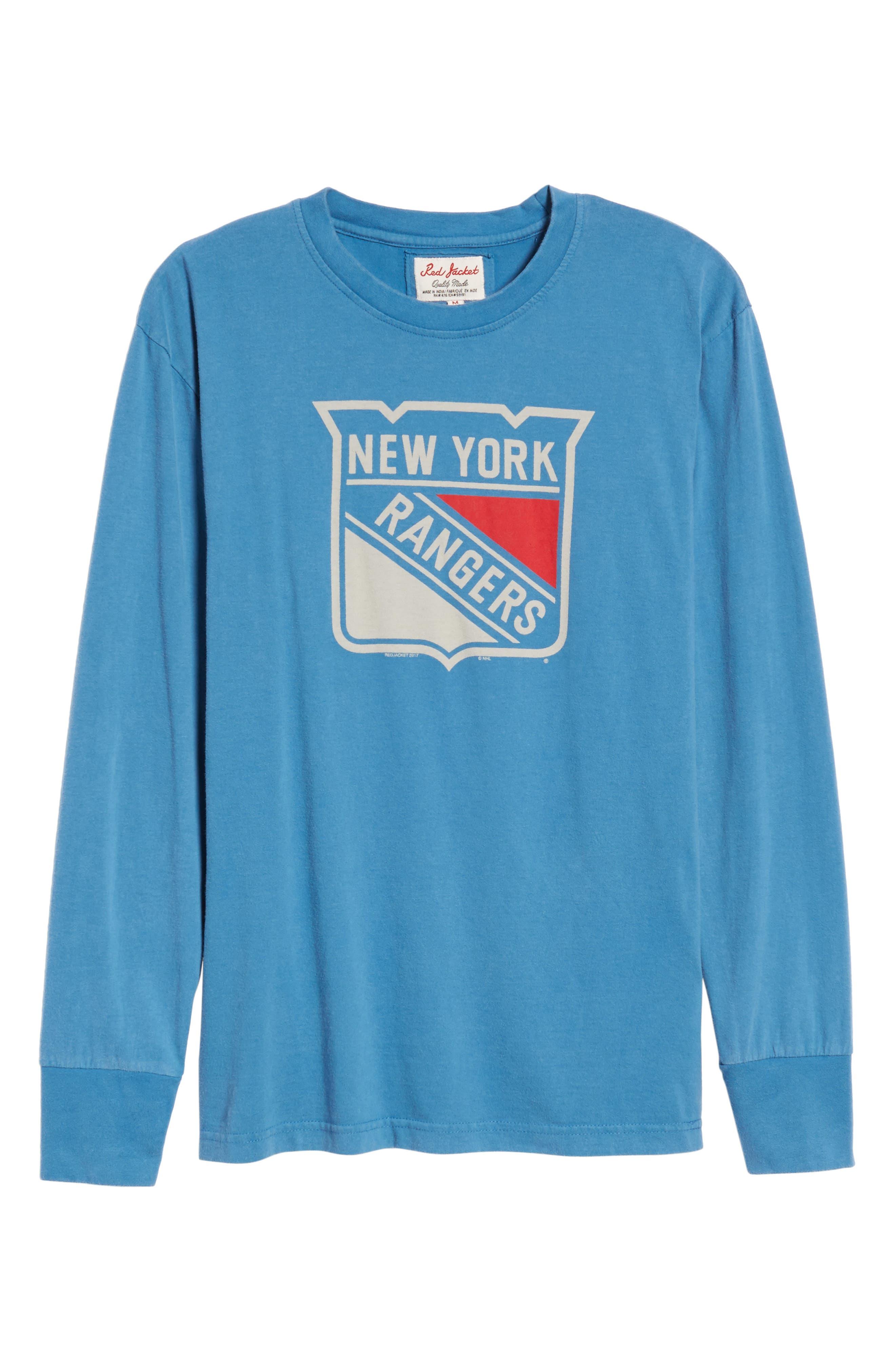 Gresham New York Rangers T-Shirt,                             Alternate thumbnail 6, color,                             Royal