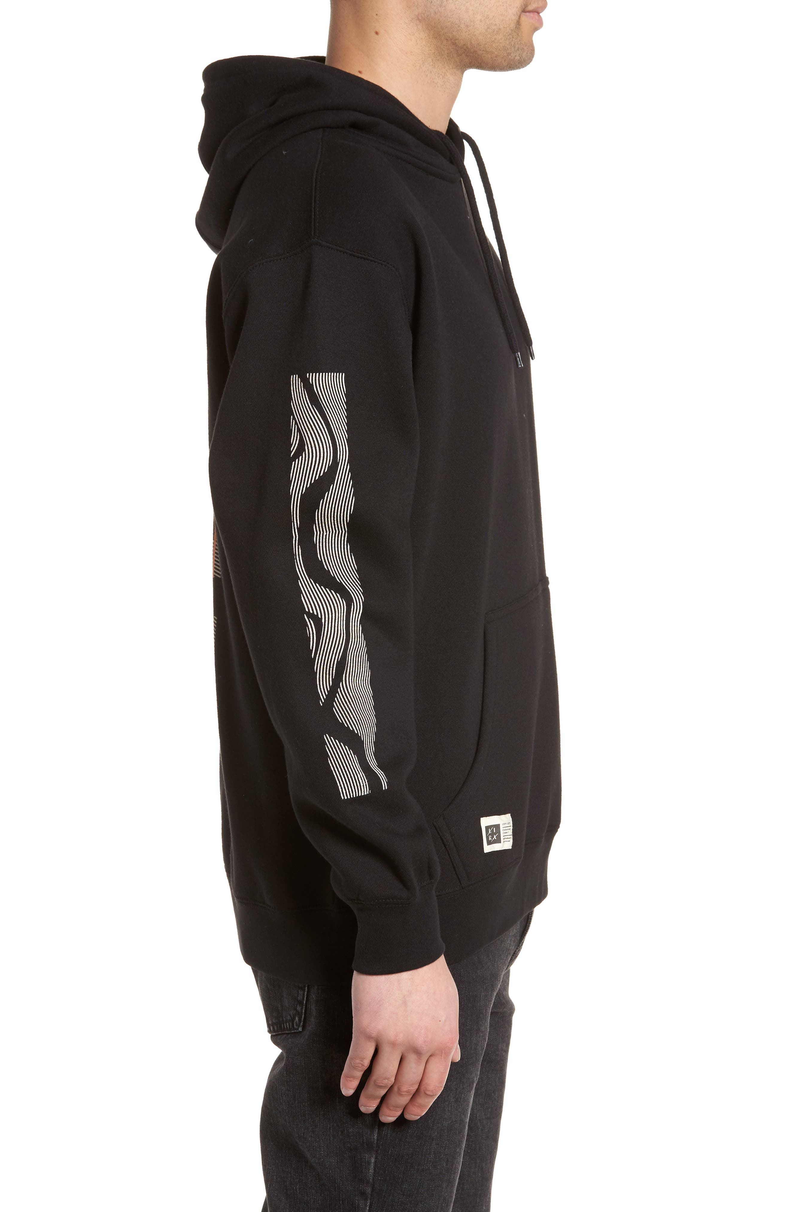 Alternate Image 3  - Lira Clothing Coil Graphic Hoodie