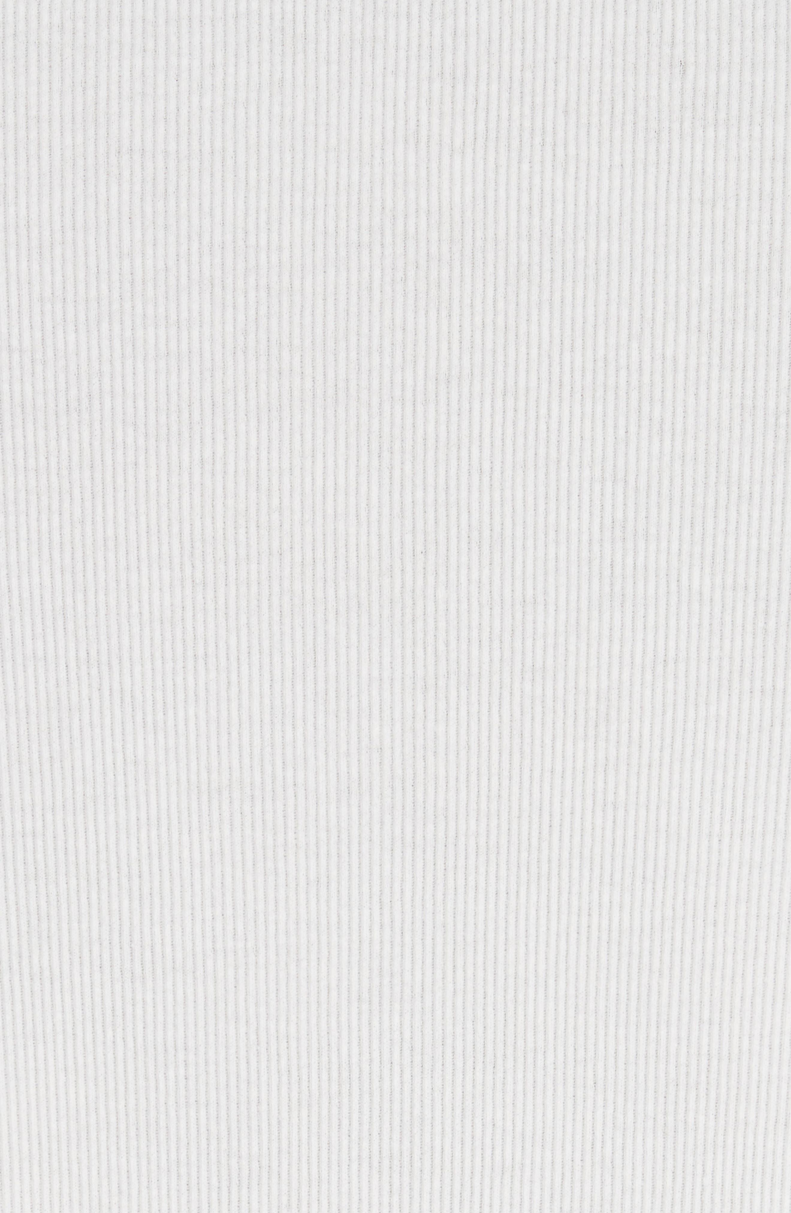 Ribbed Polo Shirt,                             Alternate thumbnail 5, color,                             White
