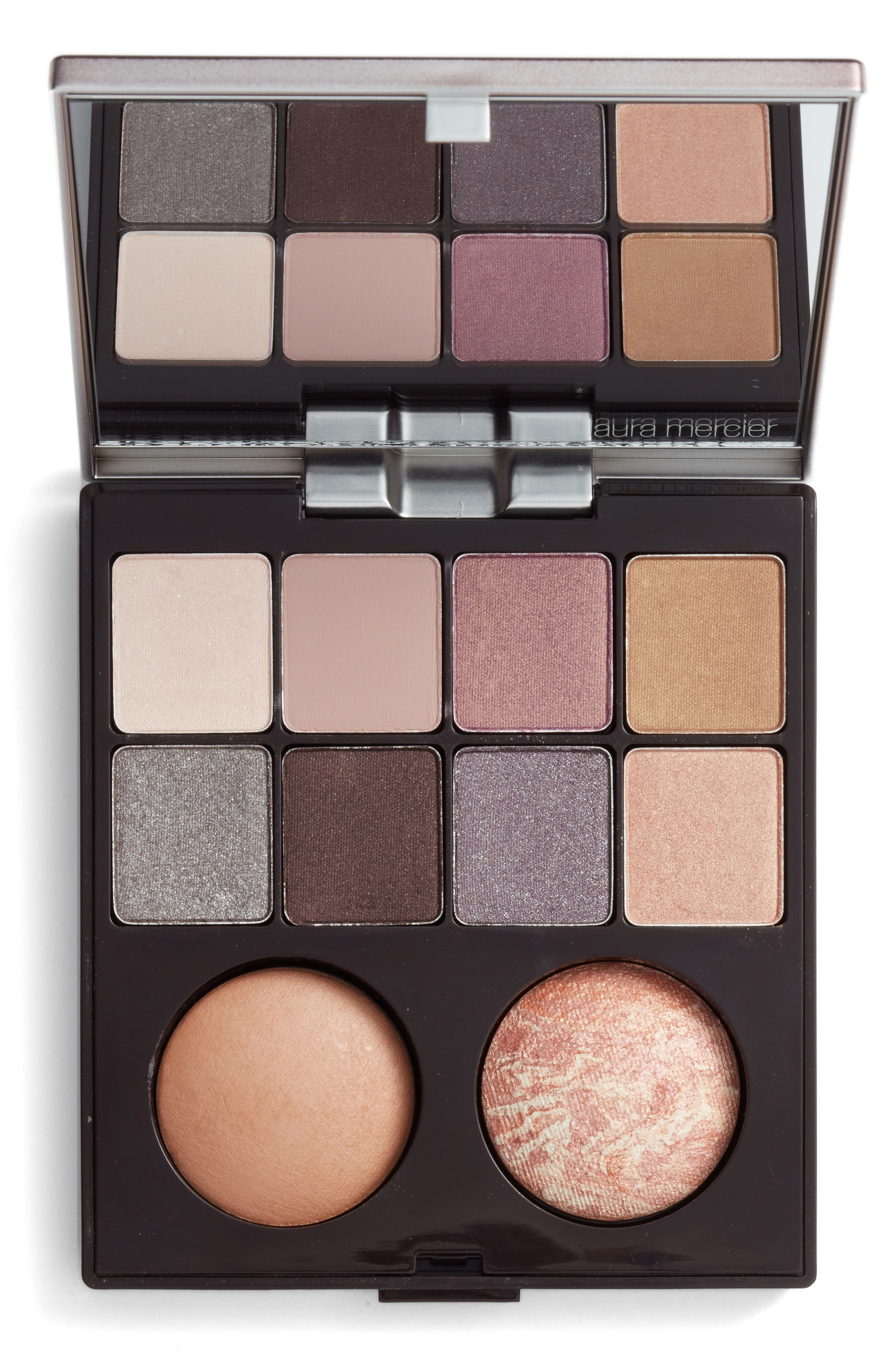 Laura's Luxe Eye & Cheek Palette,                         Main,                         color, No Color