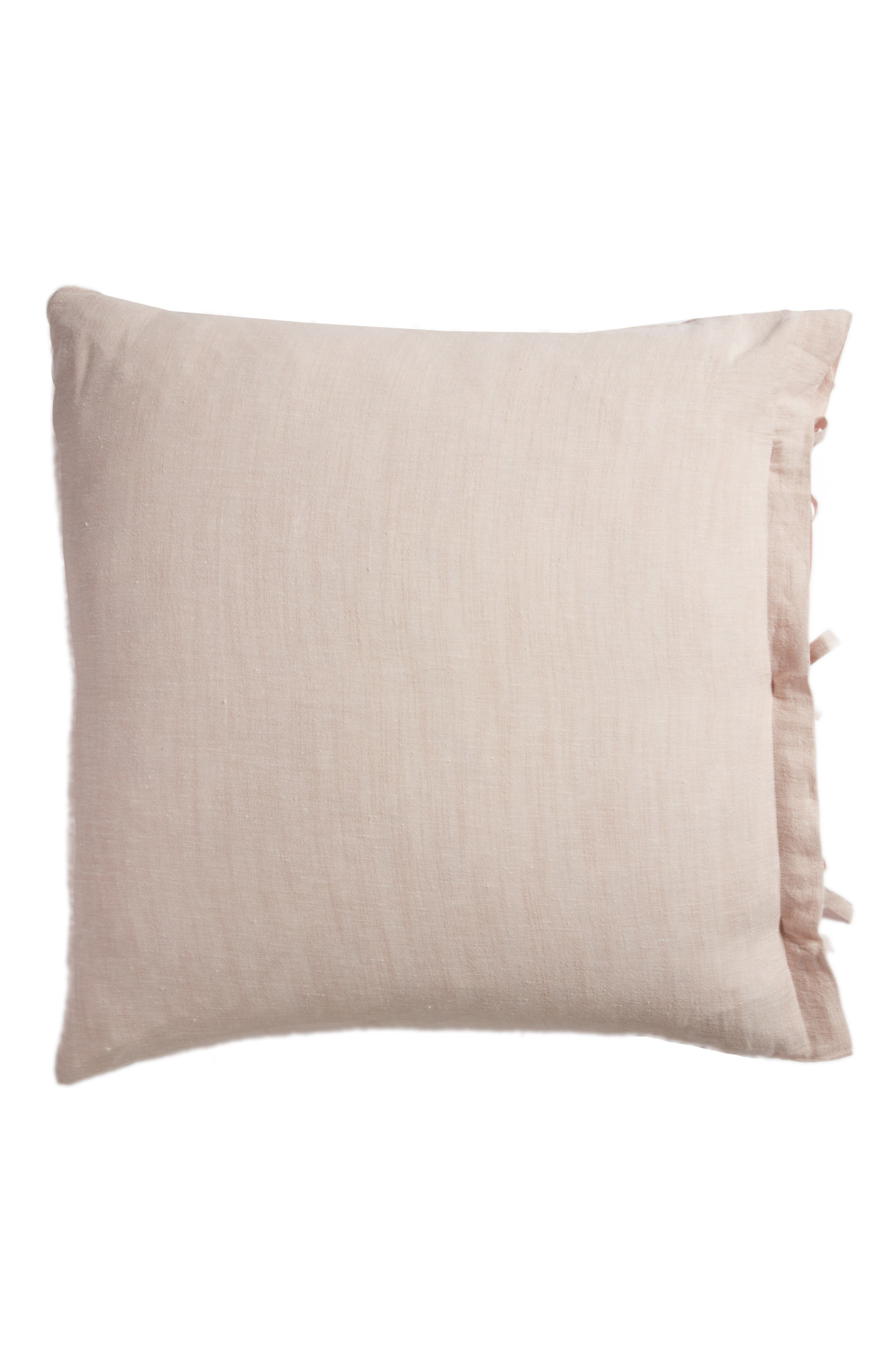 Alternate Image 1 Selected - Treasure & Bond Relaxed Cotton & Linen Euro Sham