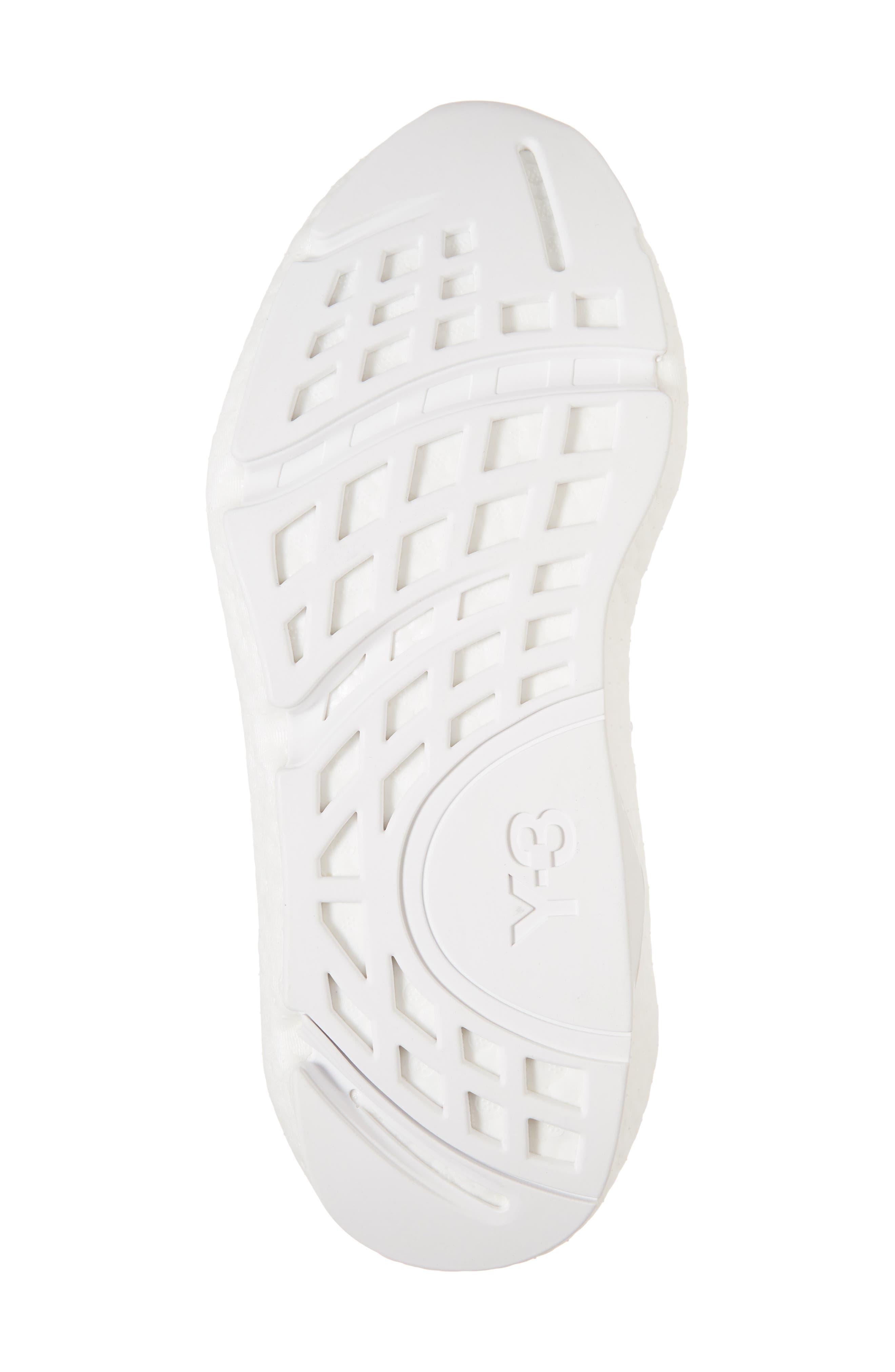 x adidas Kusari Sneaker,                             Alternate thumbnail 6, color,                             Black