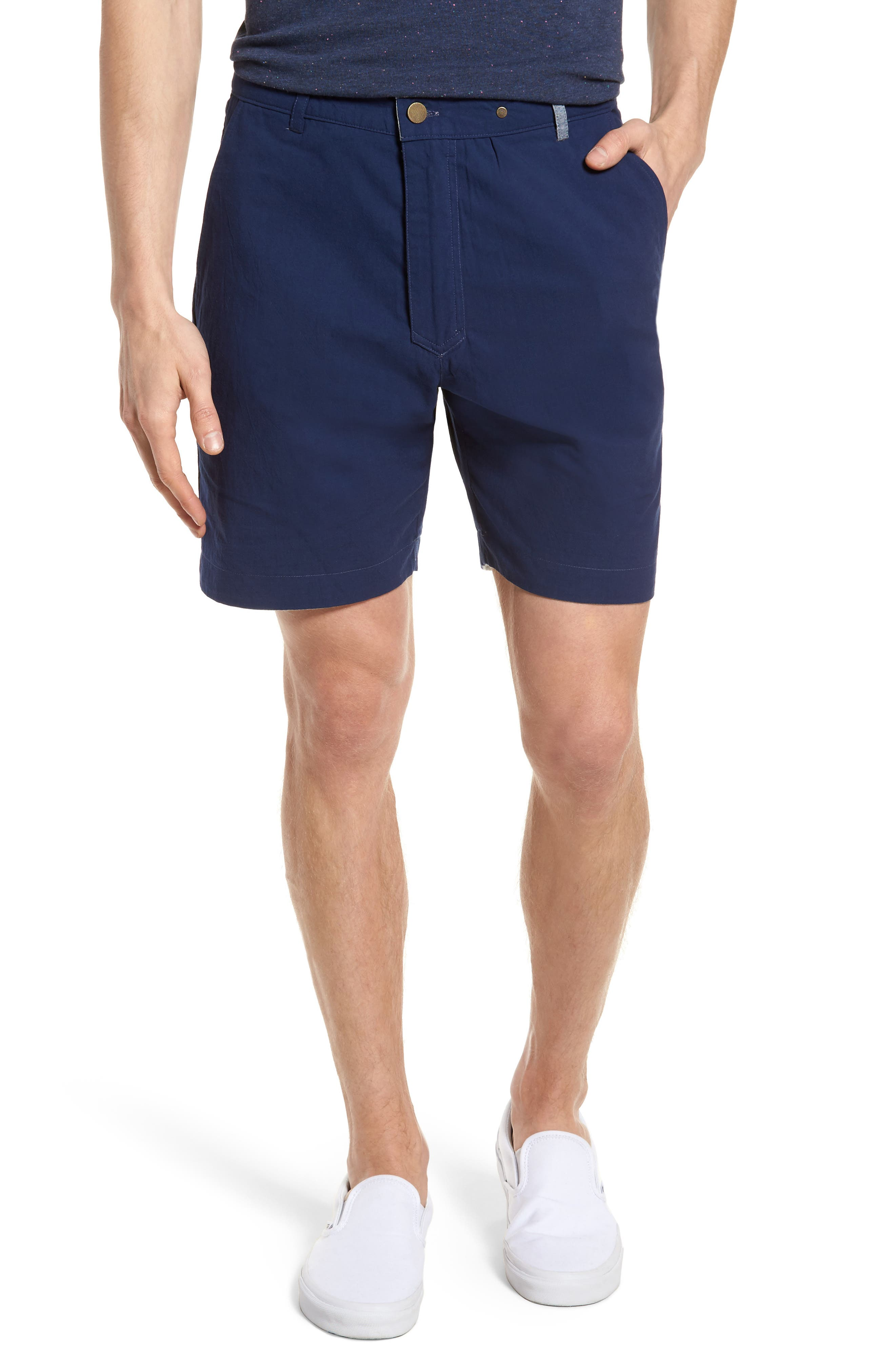 Descendant of Thieves Rock Steady Reversible Shorts