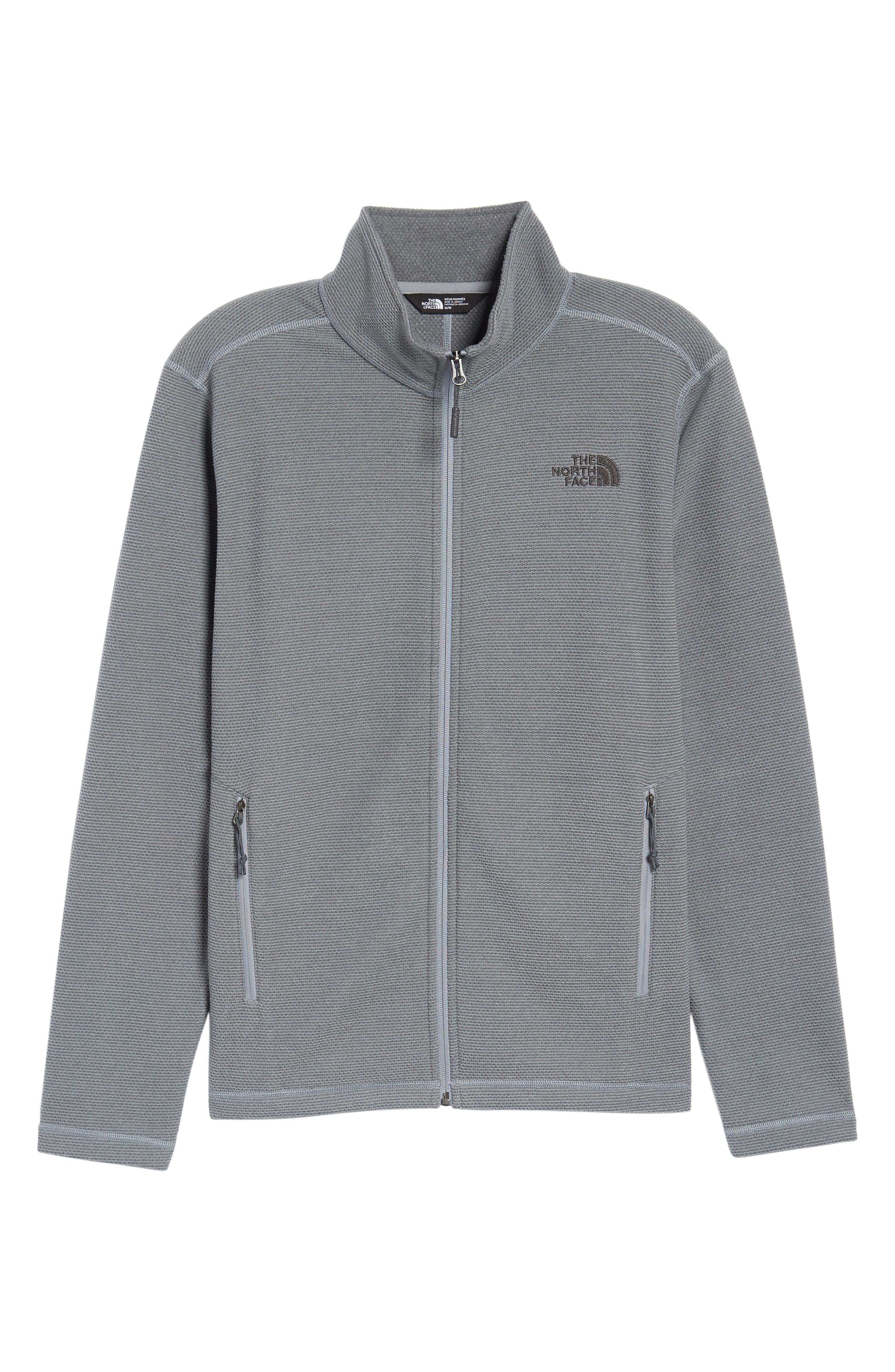 Alternate Image 1 Selected - The North Face Cap Rock Fleece Jacket