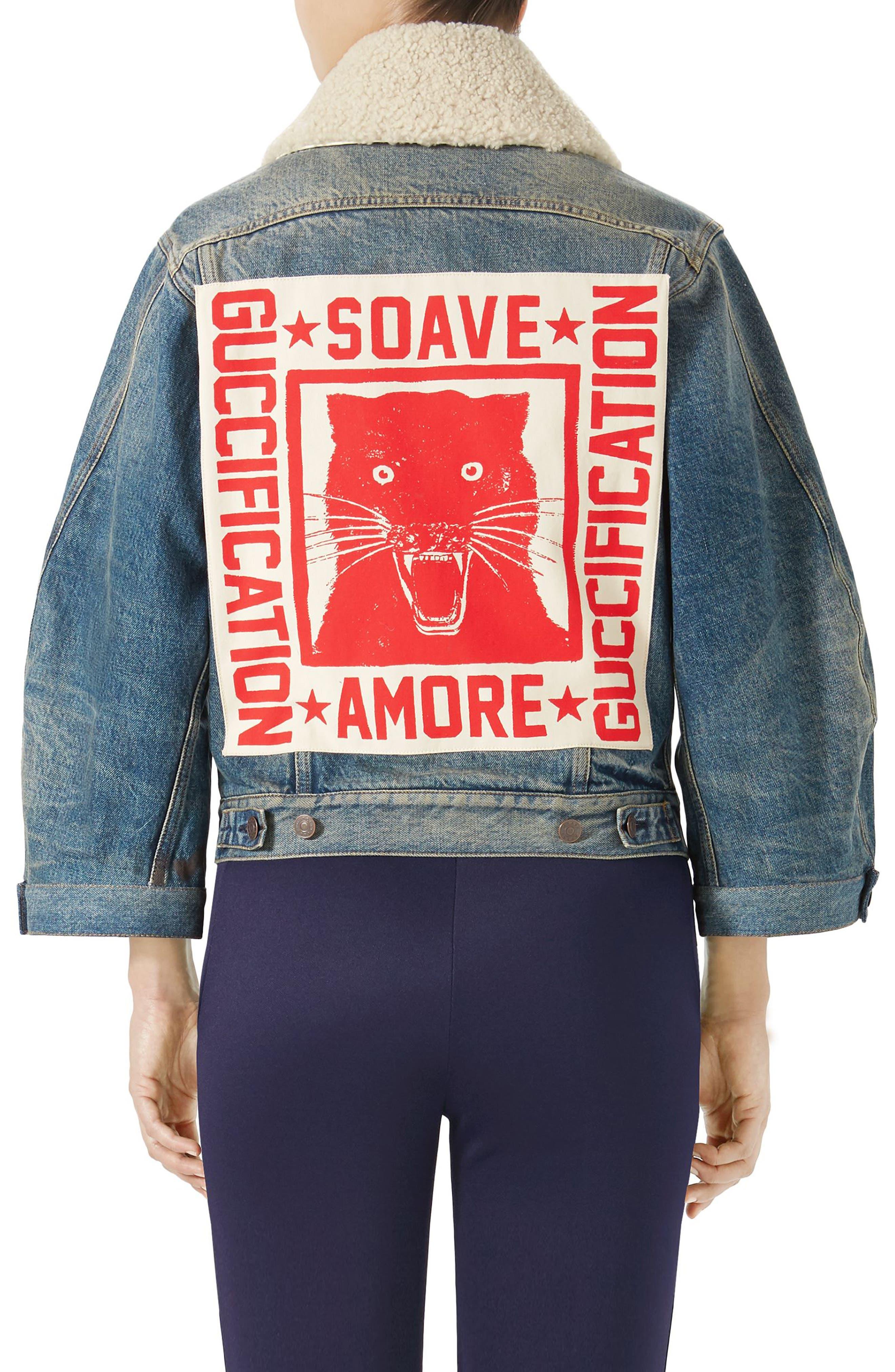 Armani jeans jacka dam