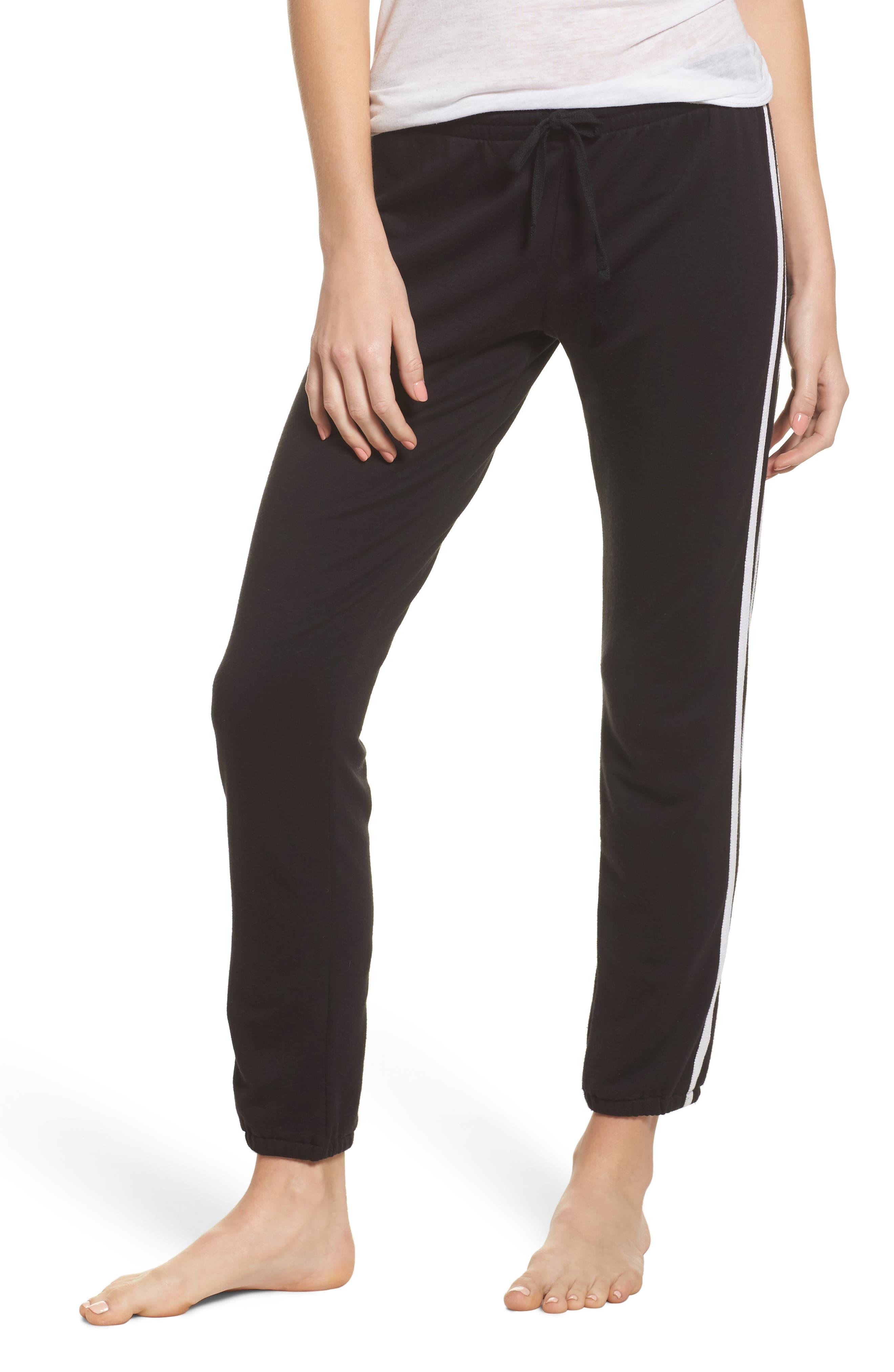 Beckett Track Pants,                         Main,                         color, Black