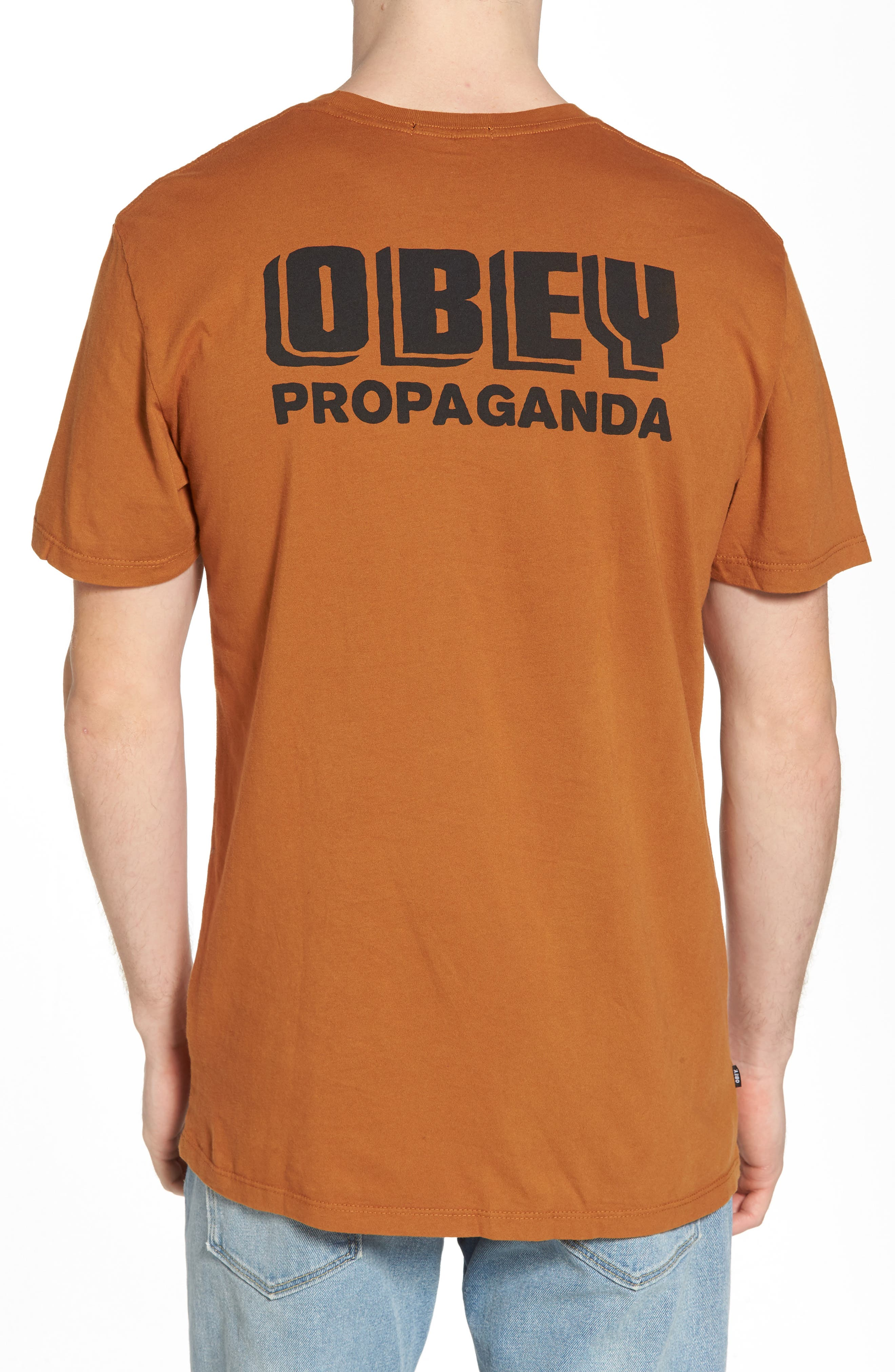 Alternate Image 2  - Obey Storefront Superior Graphic T-Shirt