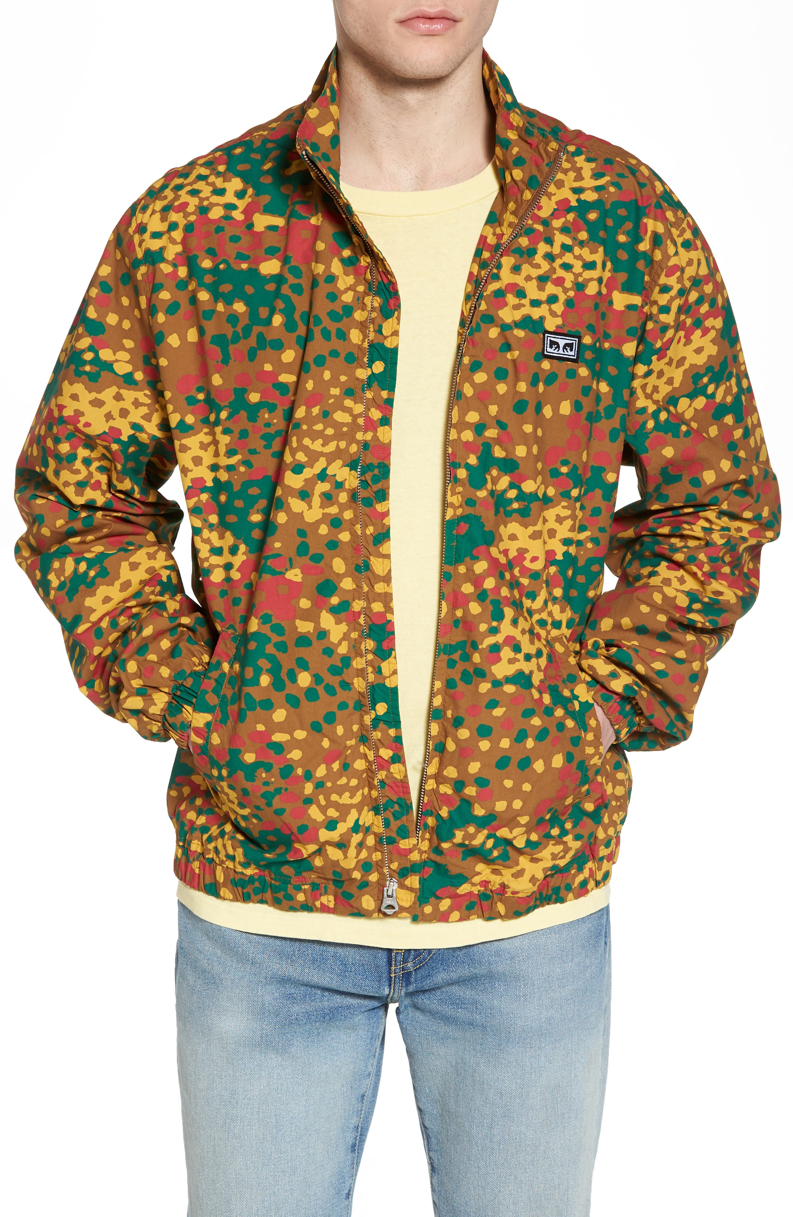 Obey Easy Print Jacket