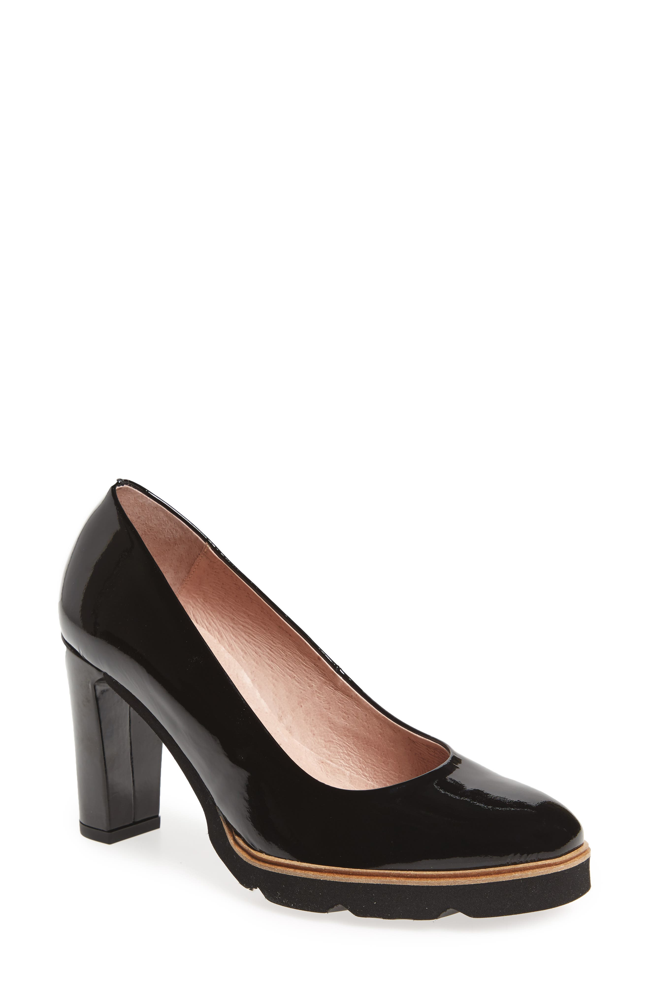 Wonders Platform Pump (Women)