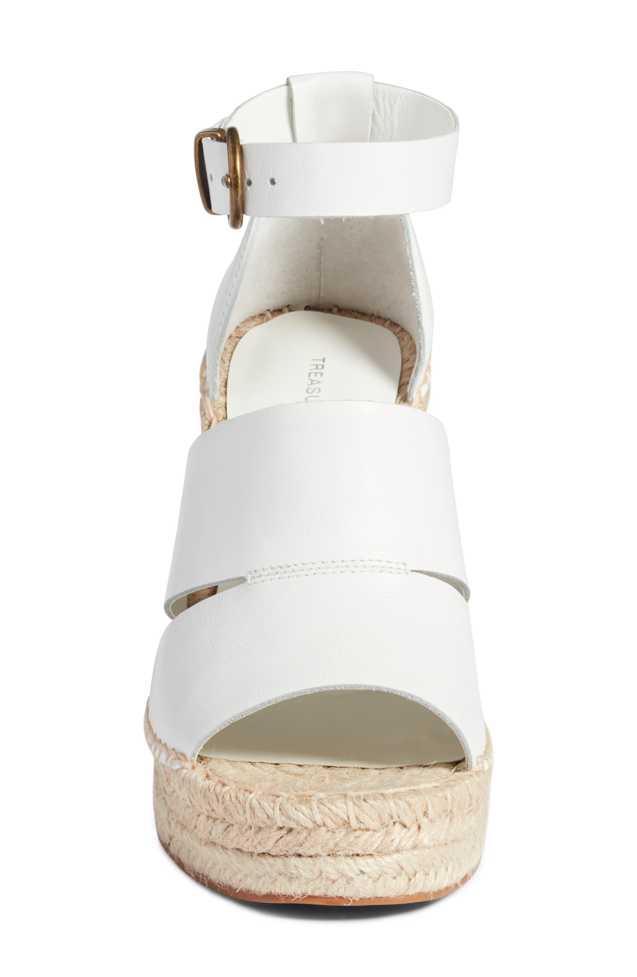 Alternate Image 4  - Treasure & Bond Sannibel Platform Wedge Sandal (Women)