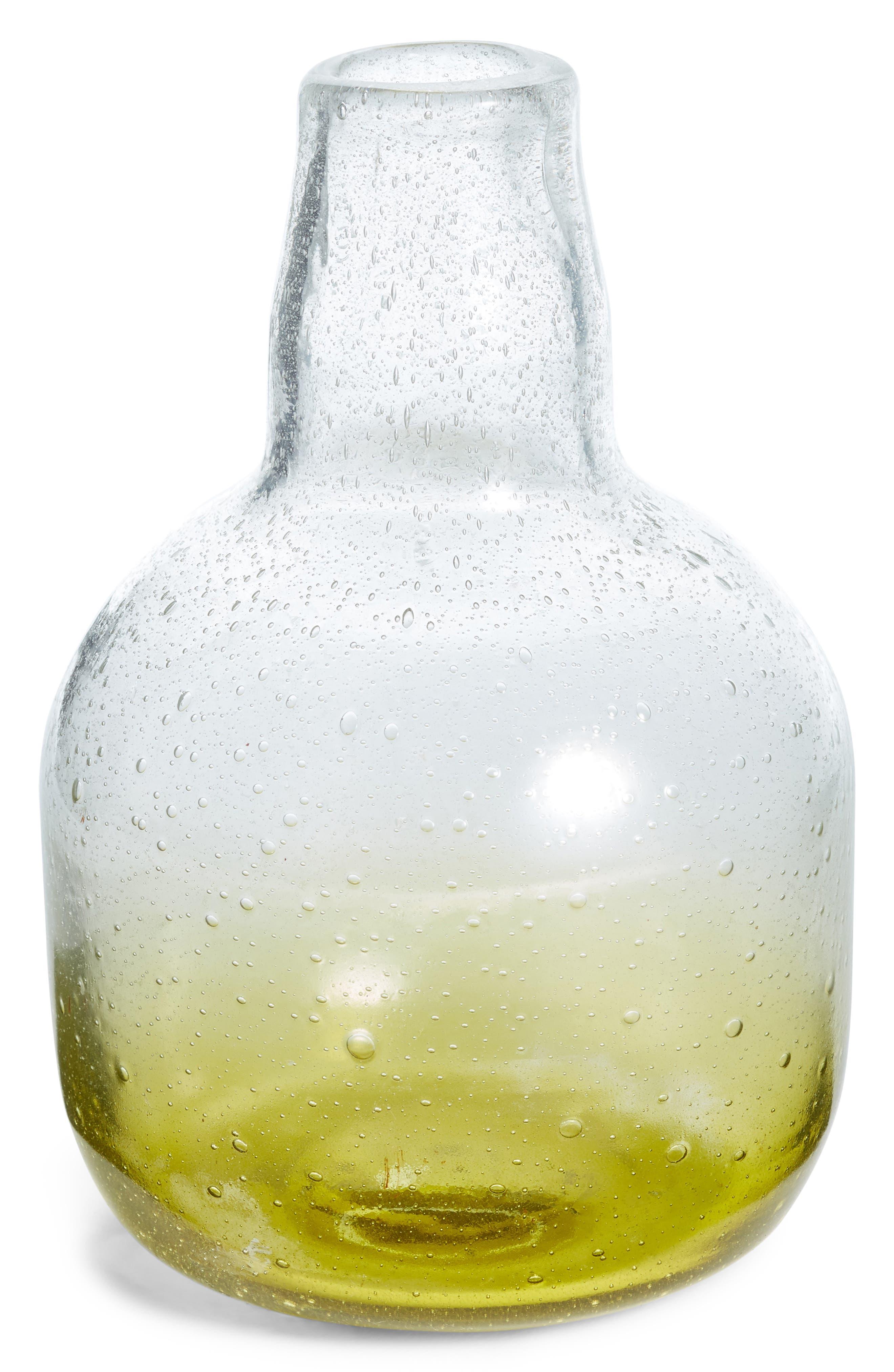 Main Image - Treasure & Bond Small Tinted Glass Vase