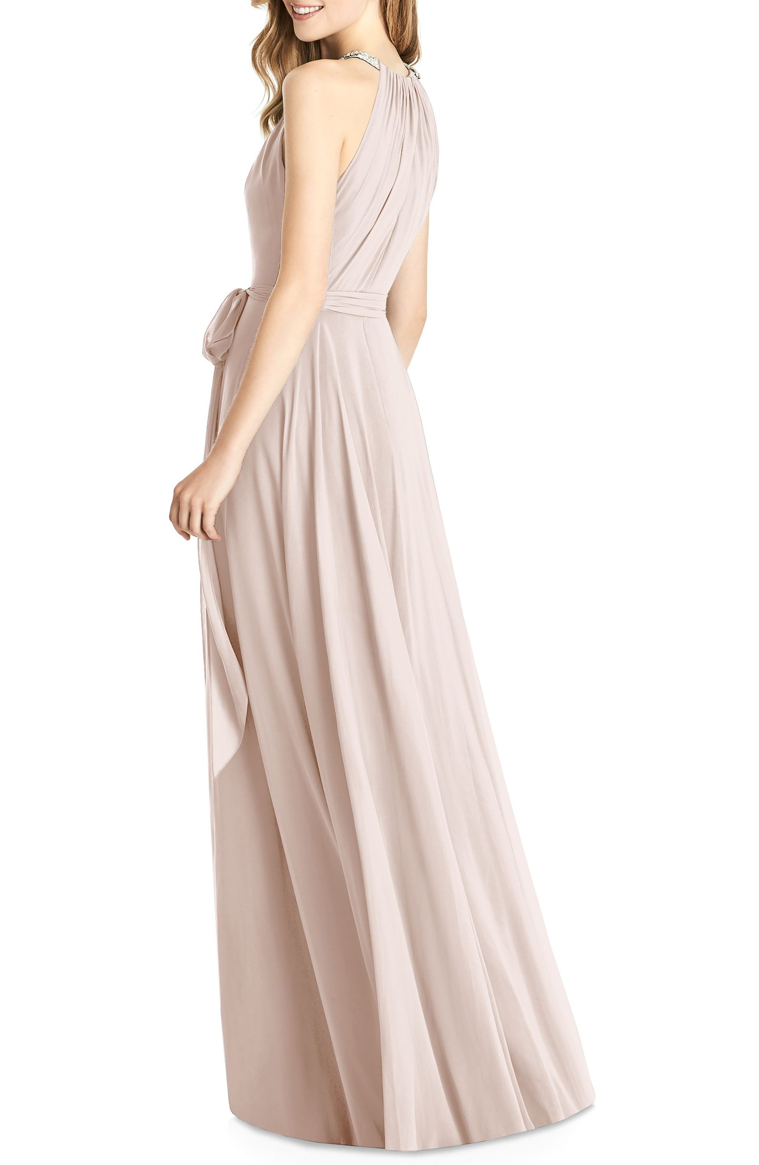 b74cd34634cd beaded pink dress   Nordstrom