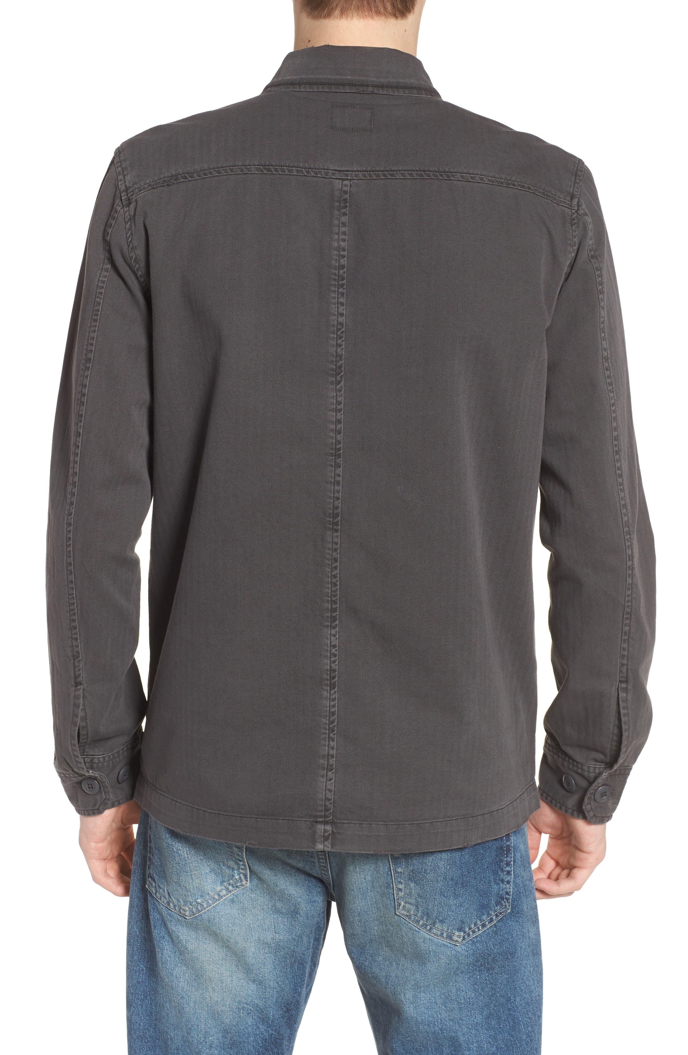 Marx Slim Fit Jacket,                             Alternate thumbnail 2, color,                             5 Years Pigment Smoke Grey