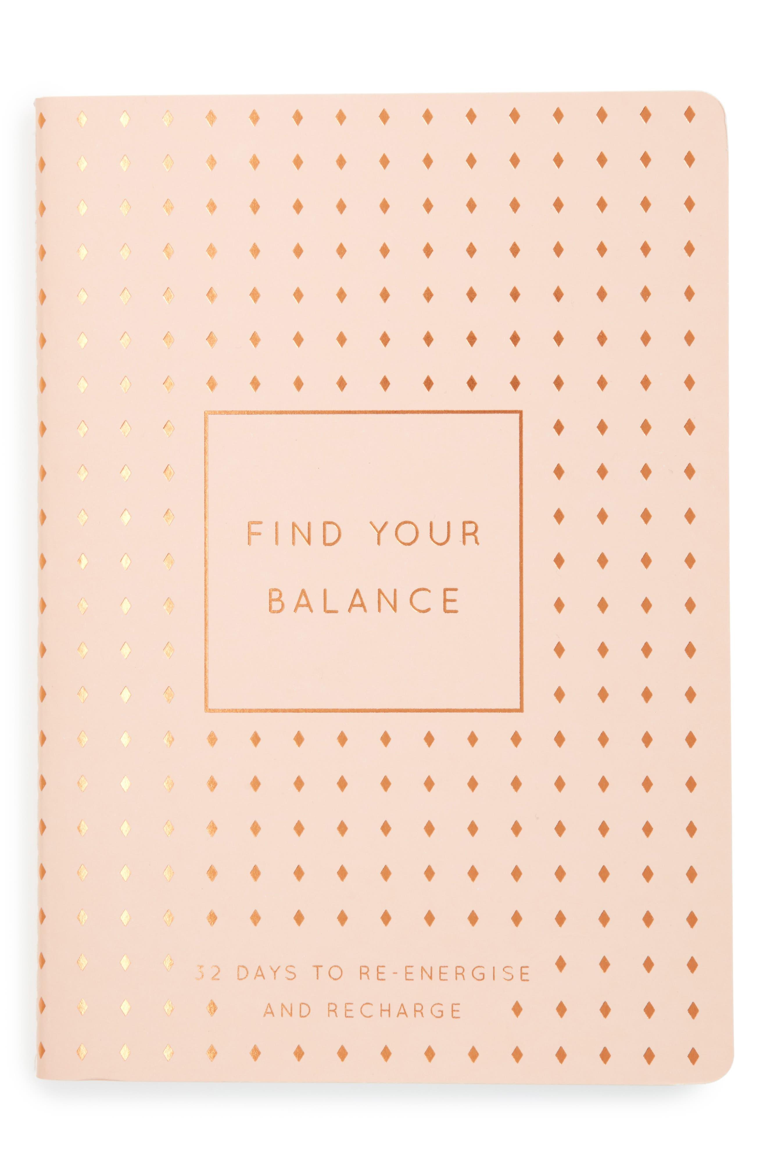 kikki.K Find Your Balance Journal