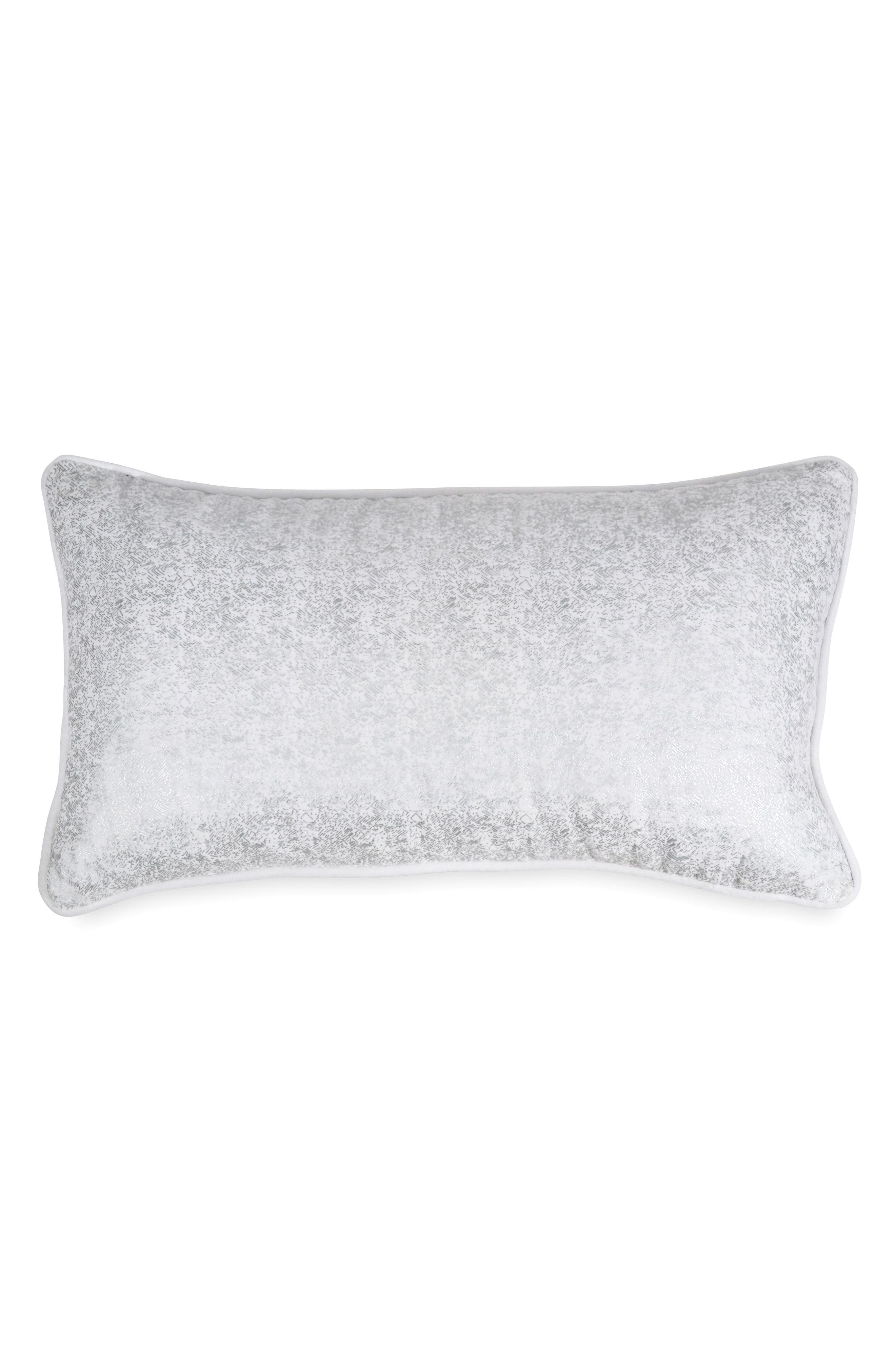 Main Image - DKNY Motion Velvet Accent Pillow