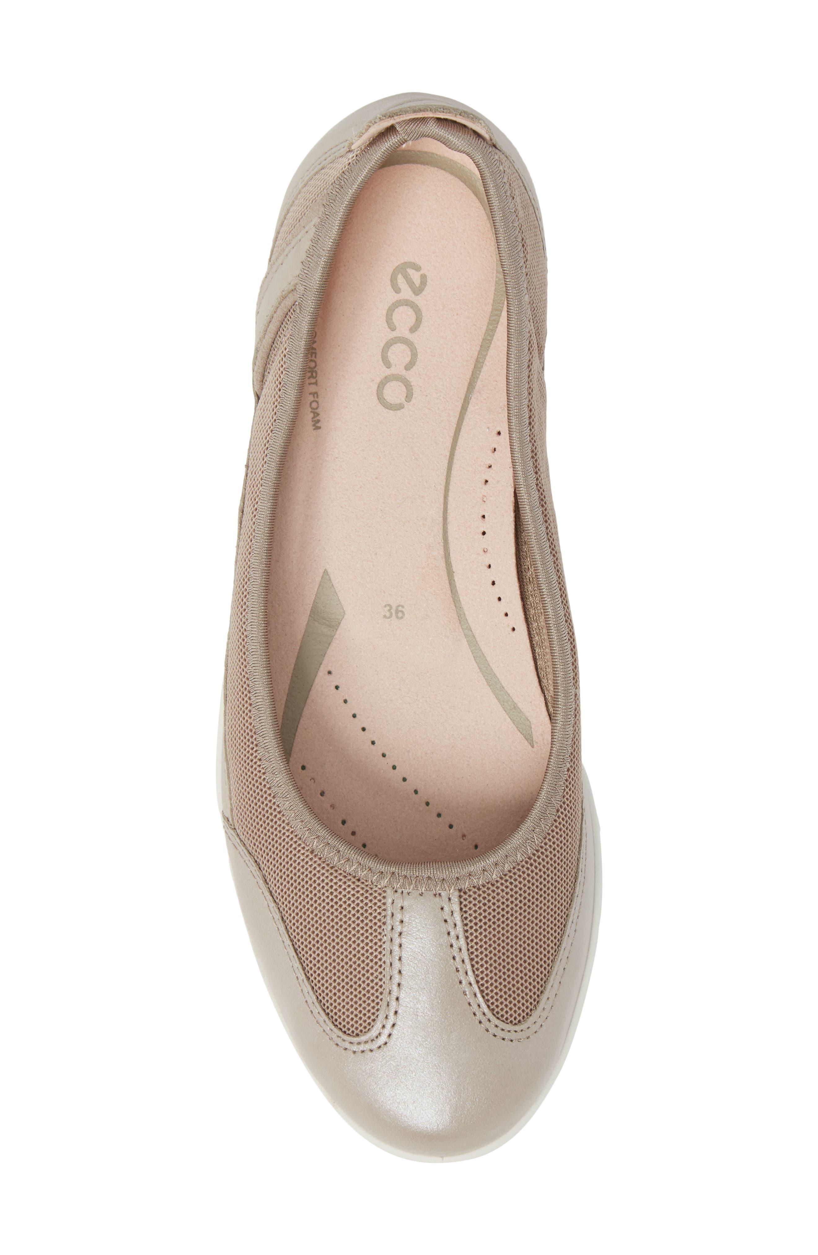 Alternate Image 5  - ECCO 'Bluma' Ballet Sneaker (Women)