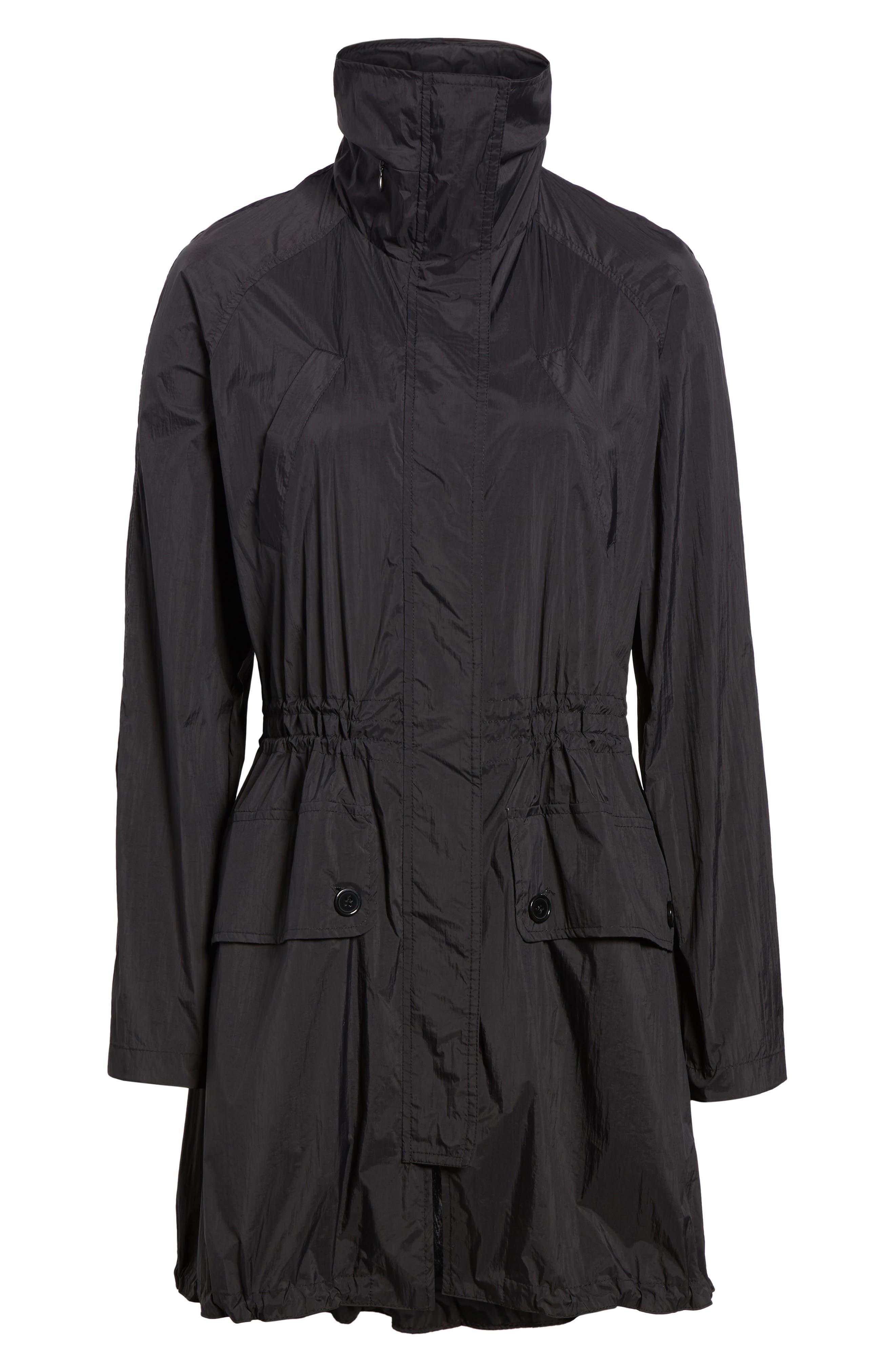 Alternate Image 6  - Sam Edelman Crinkle Anorak Jacket