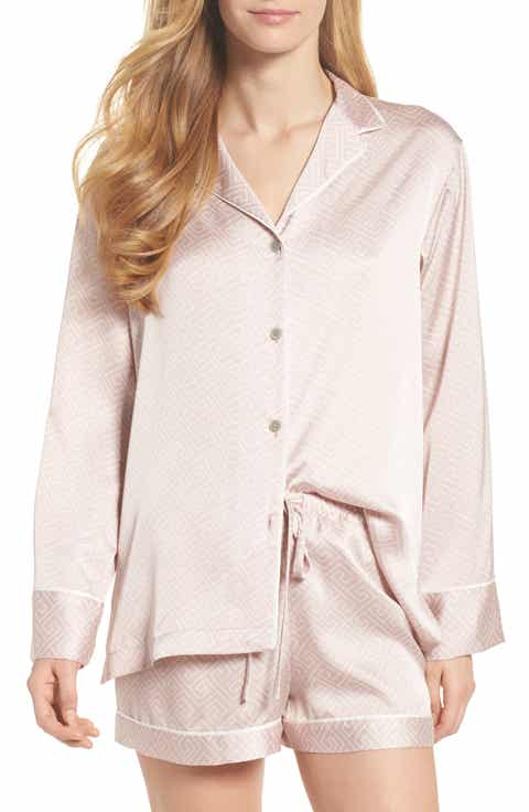 Natori Labyrinth Shorty Pajamas