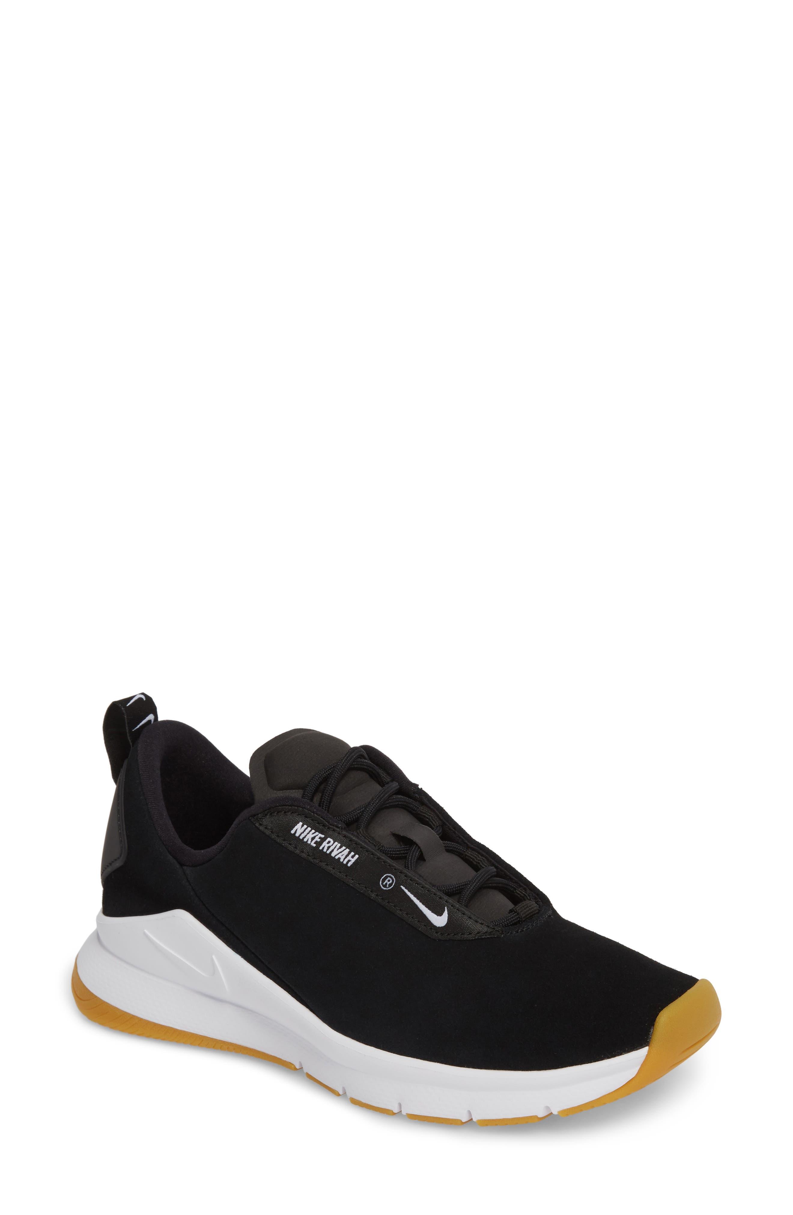 Designers Nike Rivah Black/White For Women