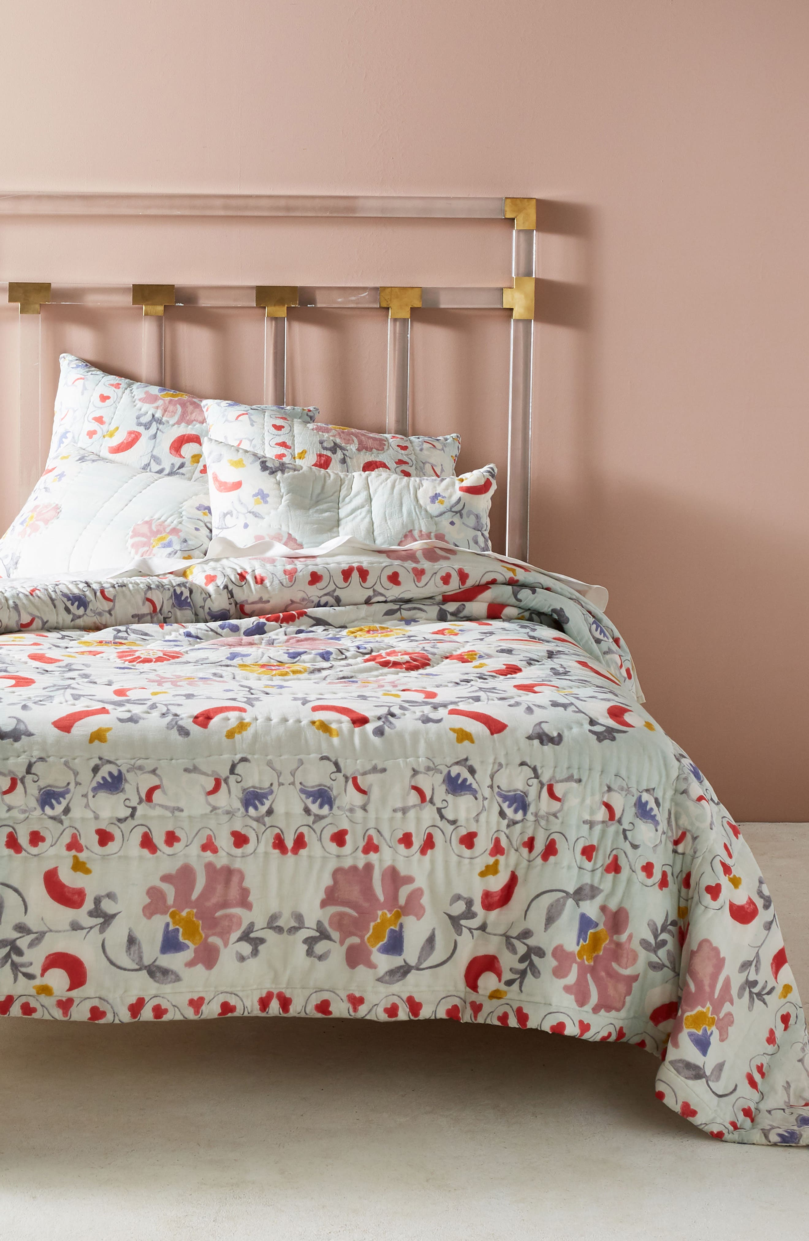 Alternate Image 1 Selected - Anthropologie Viviana Quilt