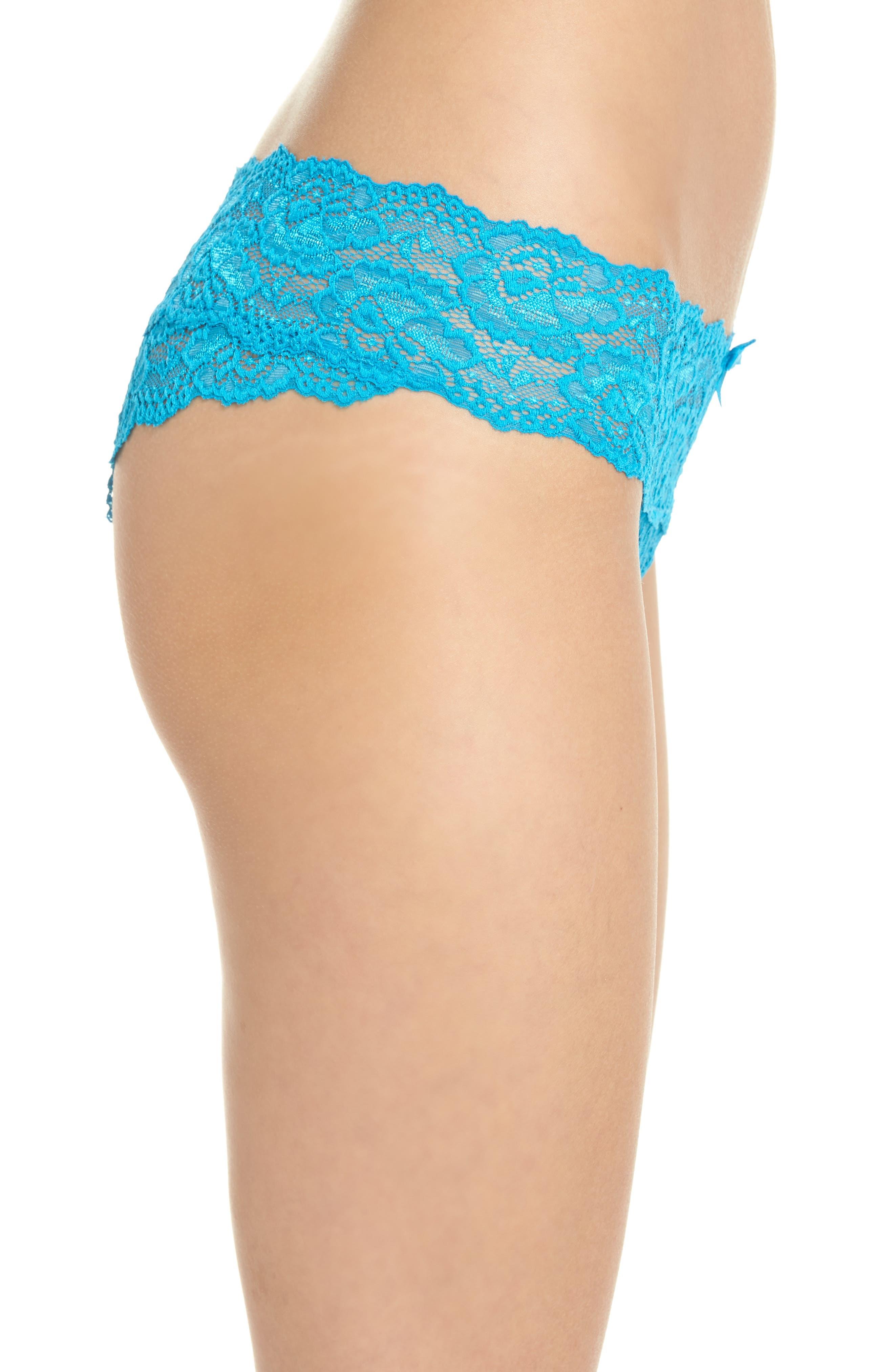 Alternate Image 3  - Skarlett Blue 'Goddess' Cheeky Hipster Bikini (3 for $45)