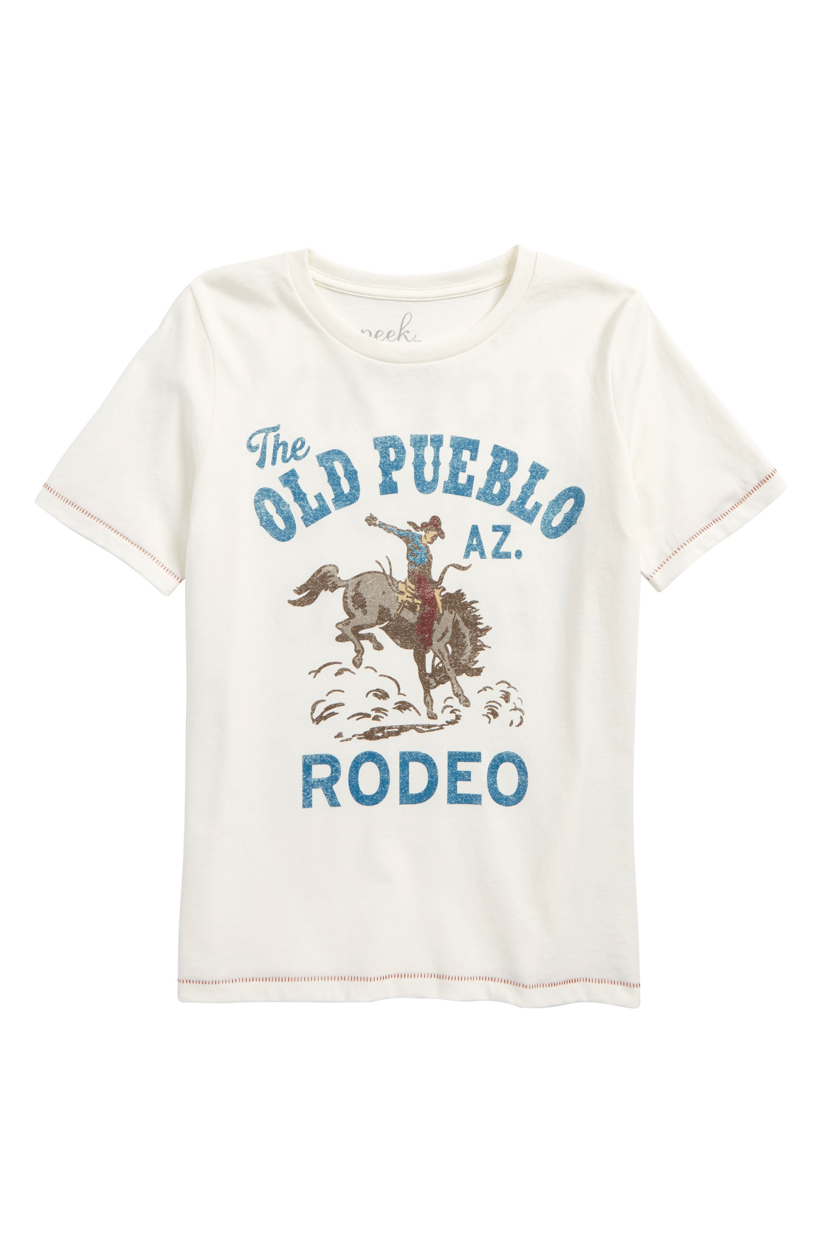 Peek Old Pueblo Rodeo Graphic T-Shirt (Toddler Boys, Little Boys & Big Boys)