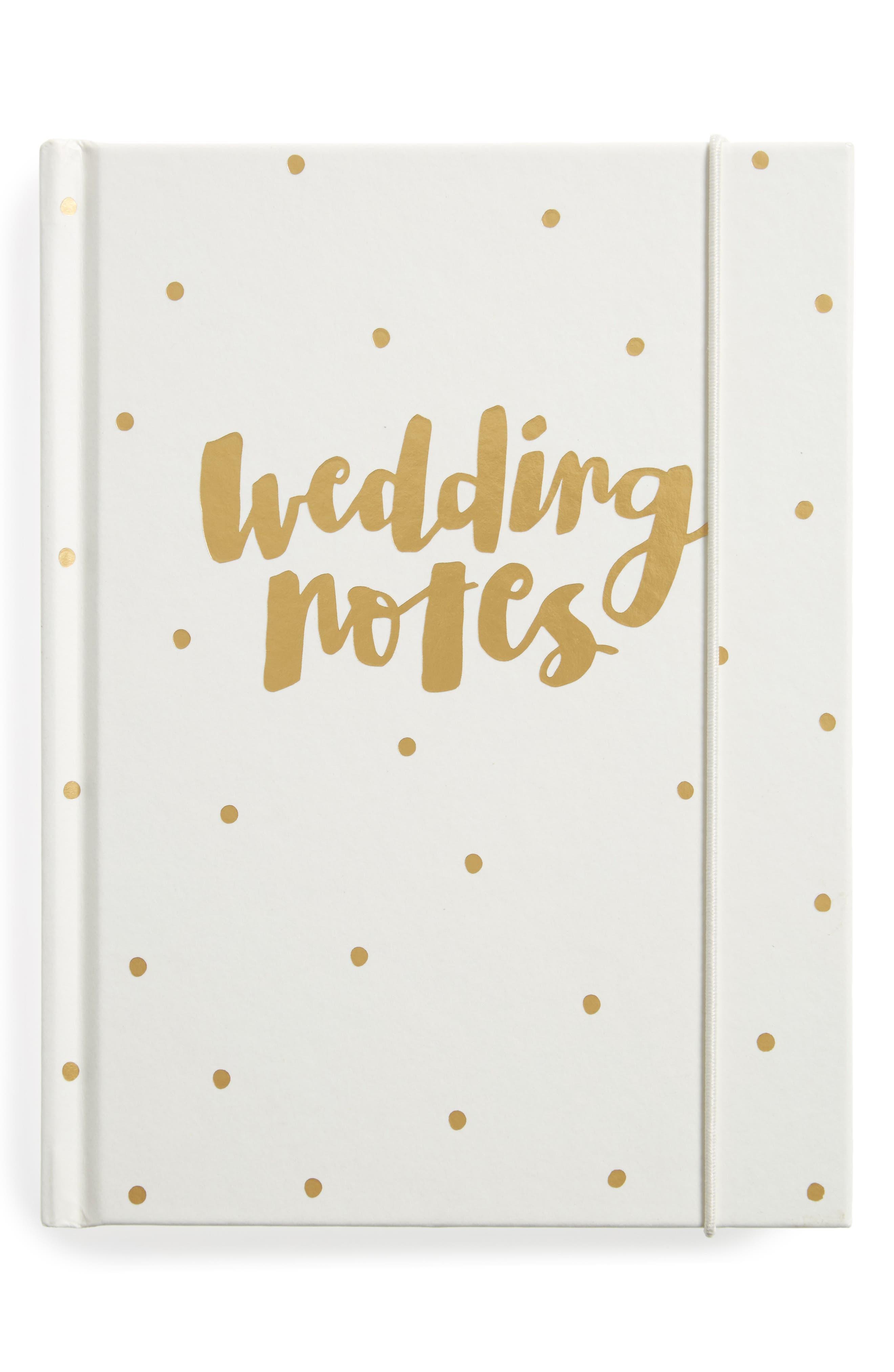 Main Image - kikki.K Wedding Notes: Always & Forever Planner