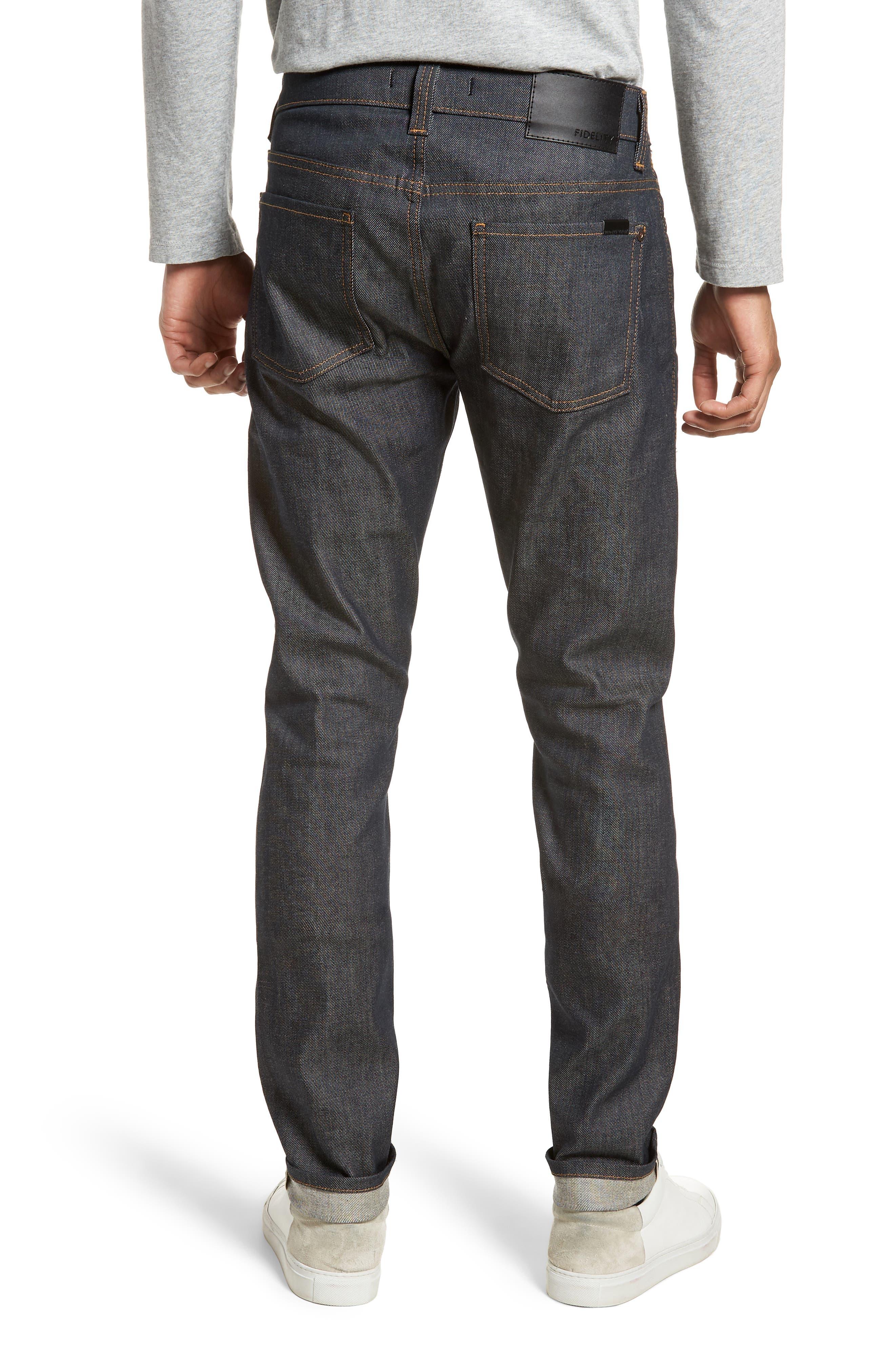 Torino Slim Fit Jeans,                             Alternate thumbnail 2, color,                             Richmond