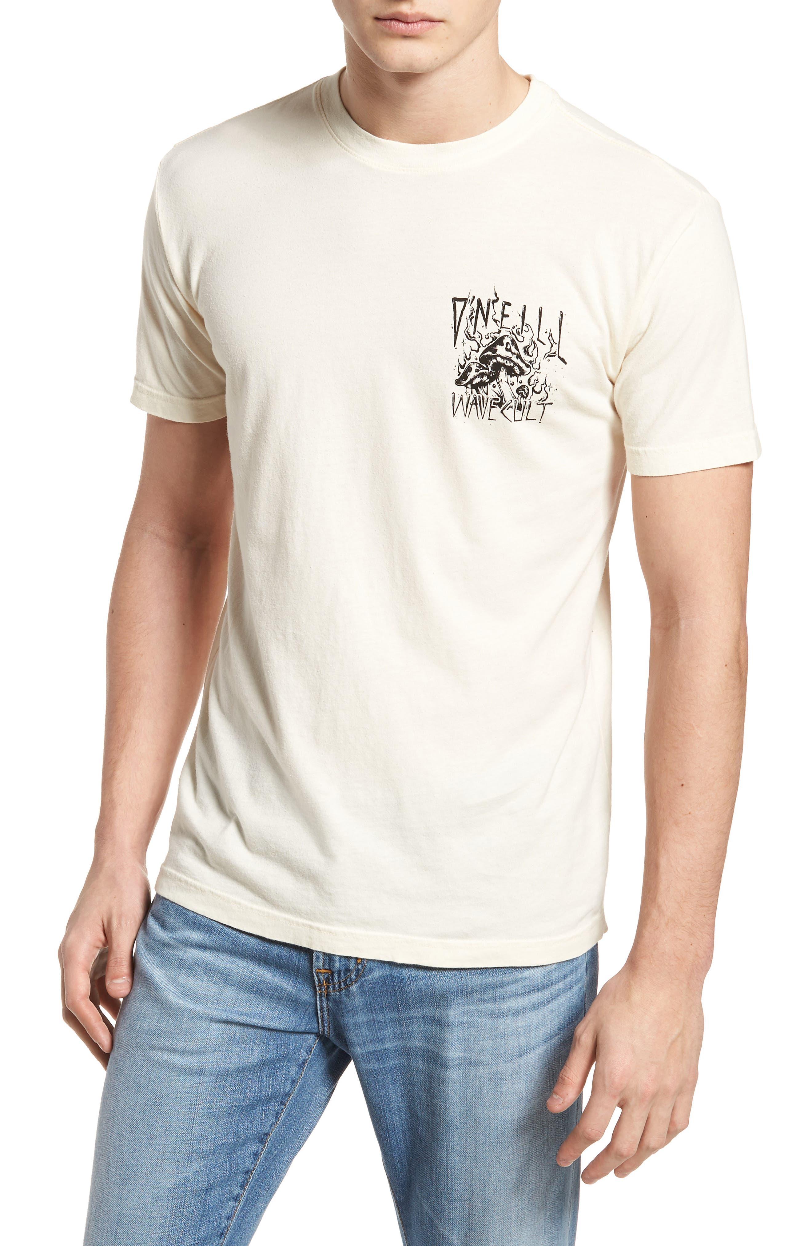 Doom Graphic T-Shirt,                         Main,                         color, Bone