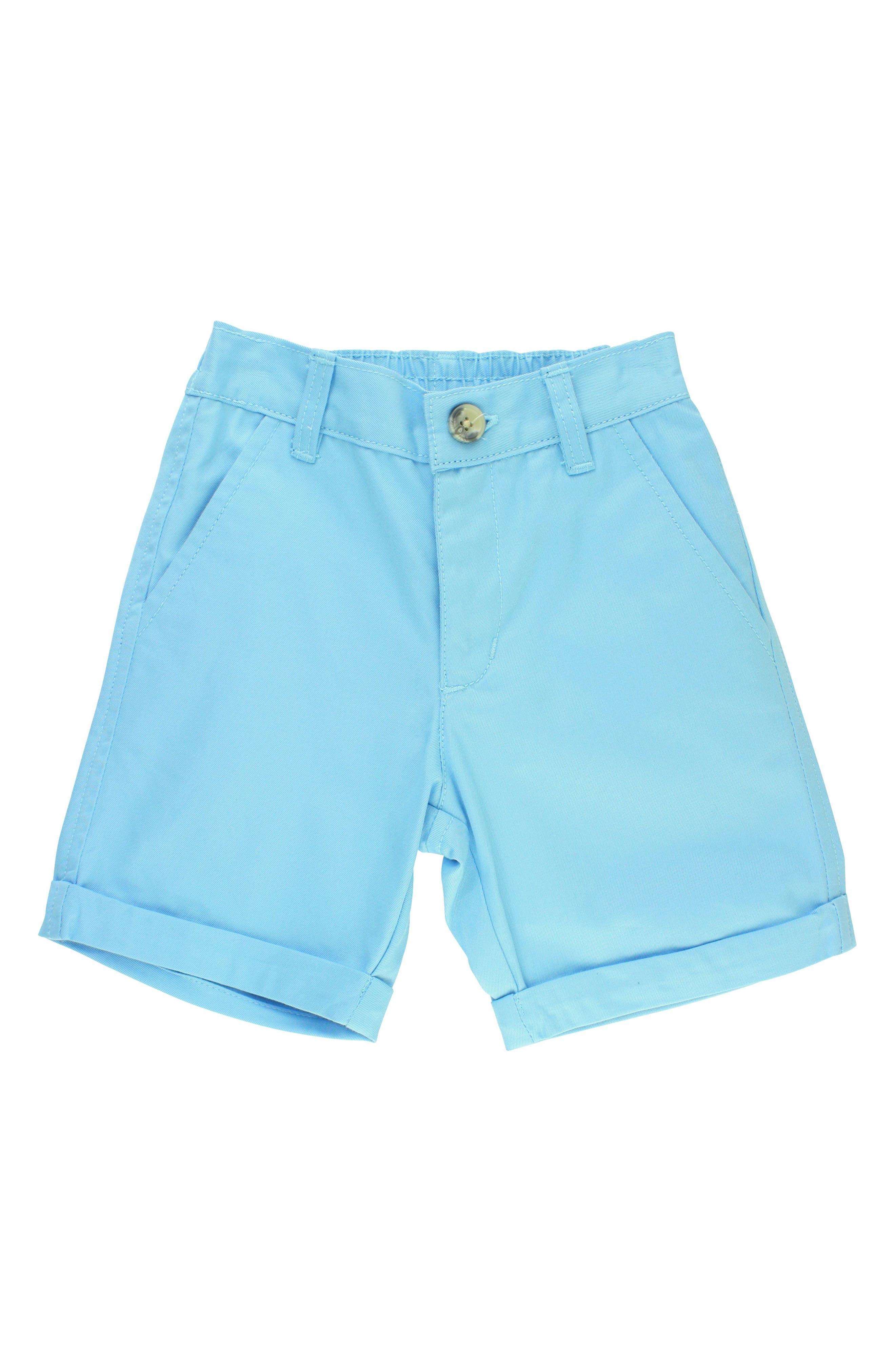 Chino Shorts,                         Main,                         color, Blue