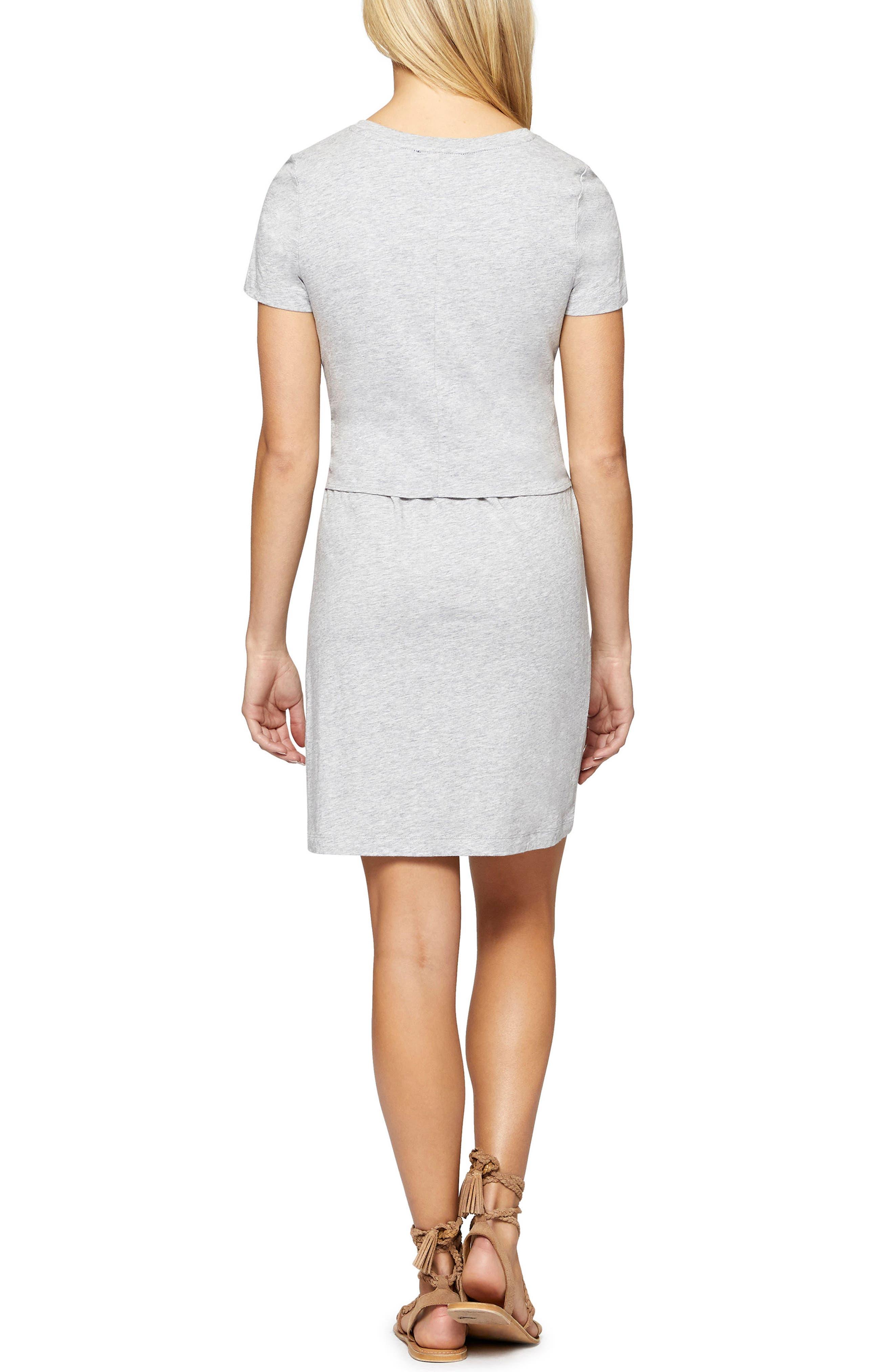 Alternate Image 2  - Sanctuary Juno Tie Waist T-Shirt Dress