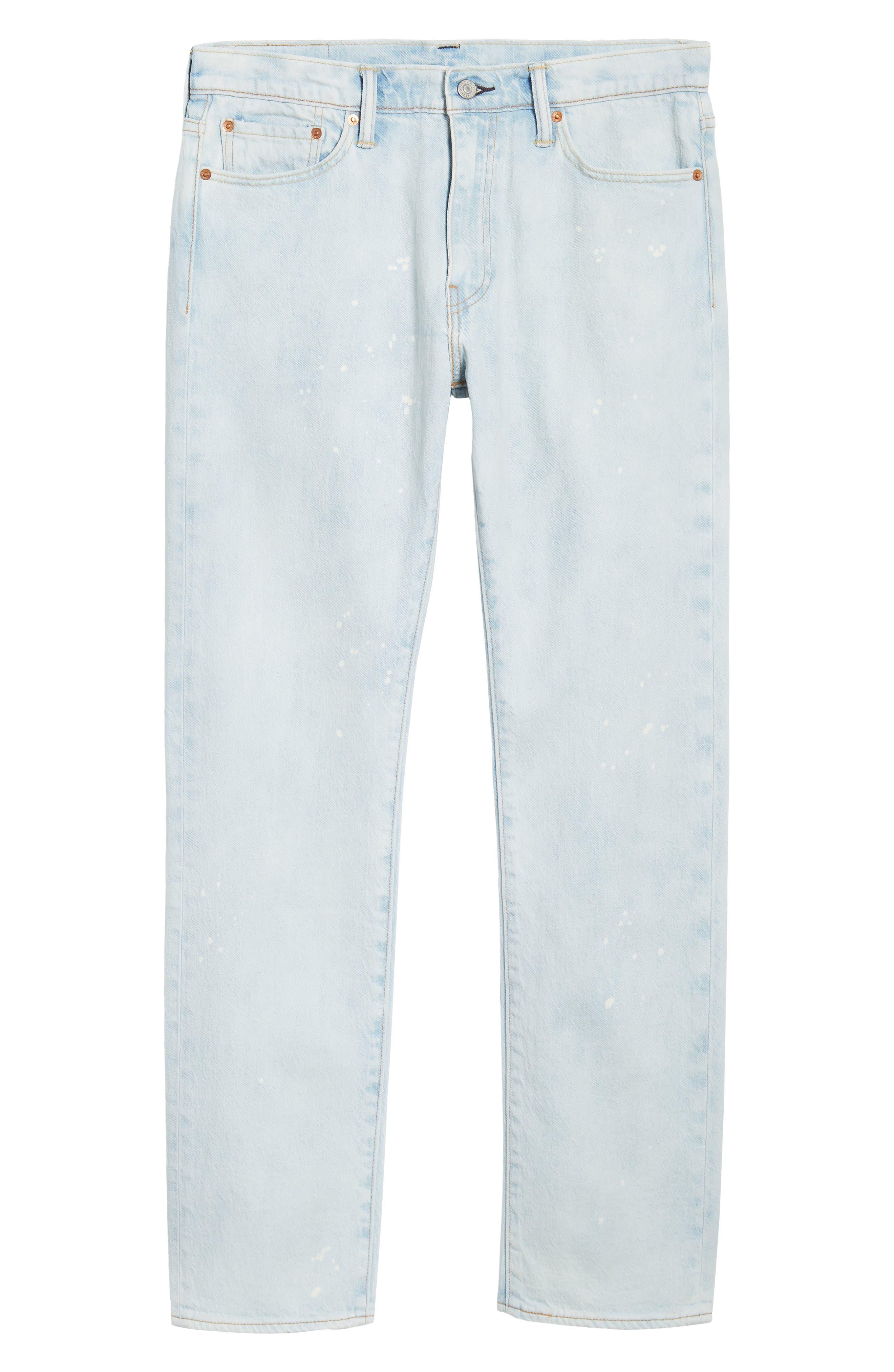 513<sup>™</sup> Slim Straight Leg Jeans,                             Alternate thumbnail 6, color,                             Soul Me
