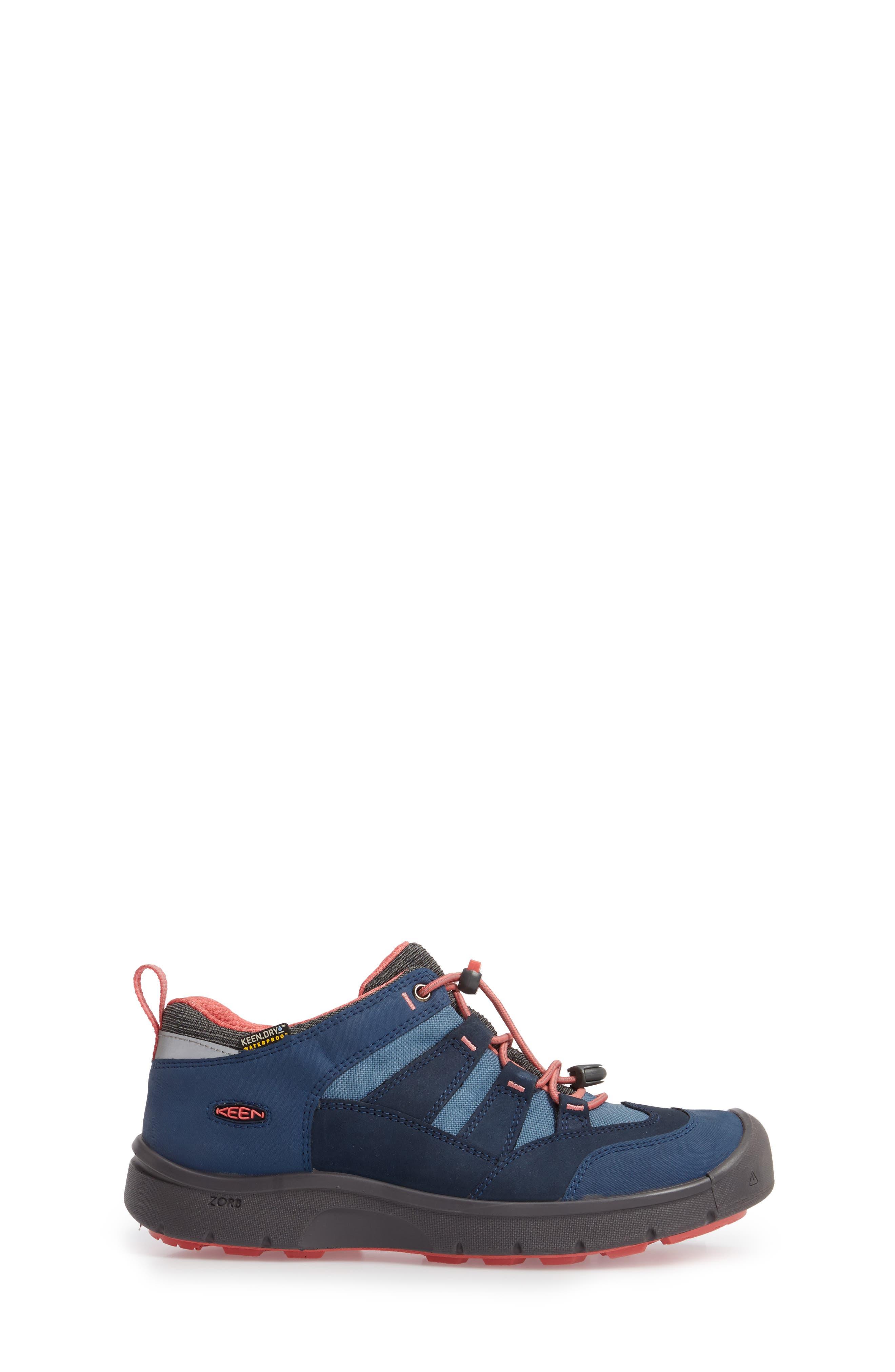 Alternate Image 3  - Keen Hikeport Waterproof Sneaker (Toddler, Little Kid & Big Kid)