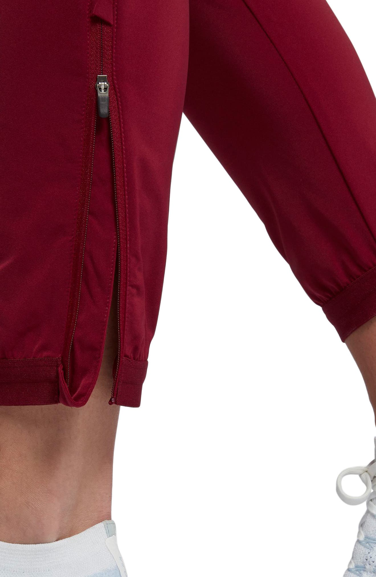 Women's Dry Running Stadium Pants,                             Alternate thumbnail 4, color,                             Team Red/ Vintage Coral
