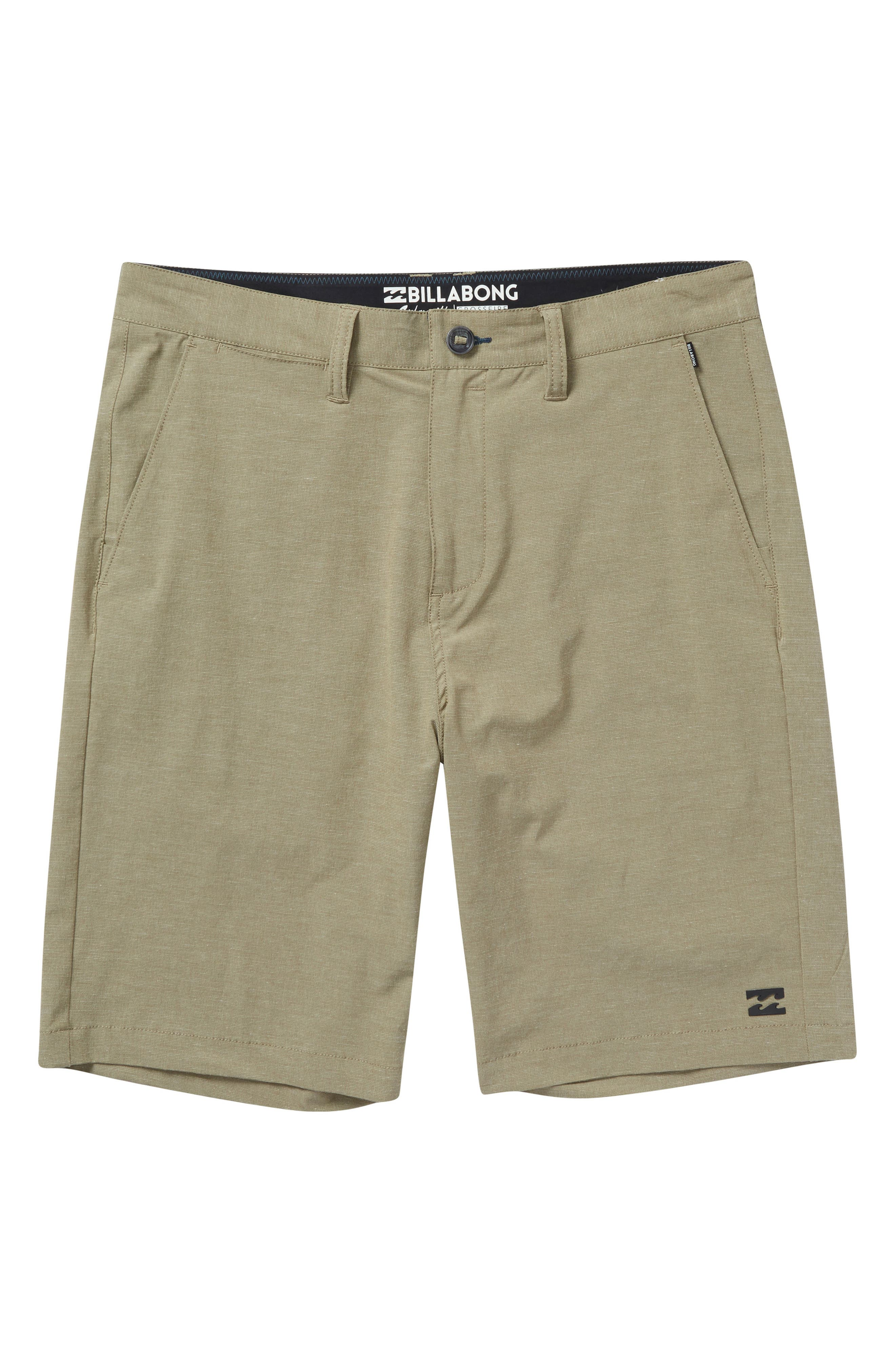 Billabong Crossfire X Hybrid Shorts (Toddler Boys, Little Boys & Big Boys)