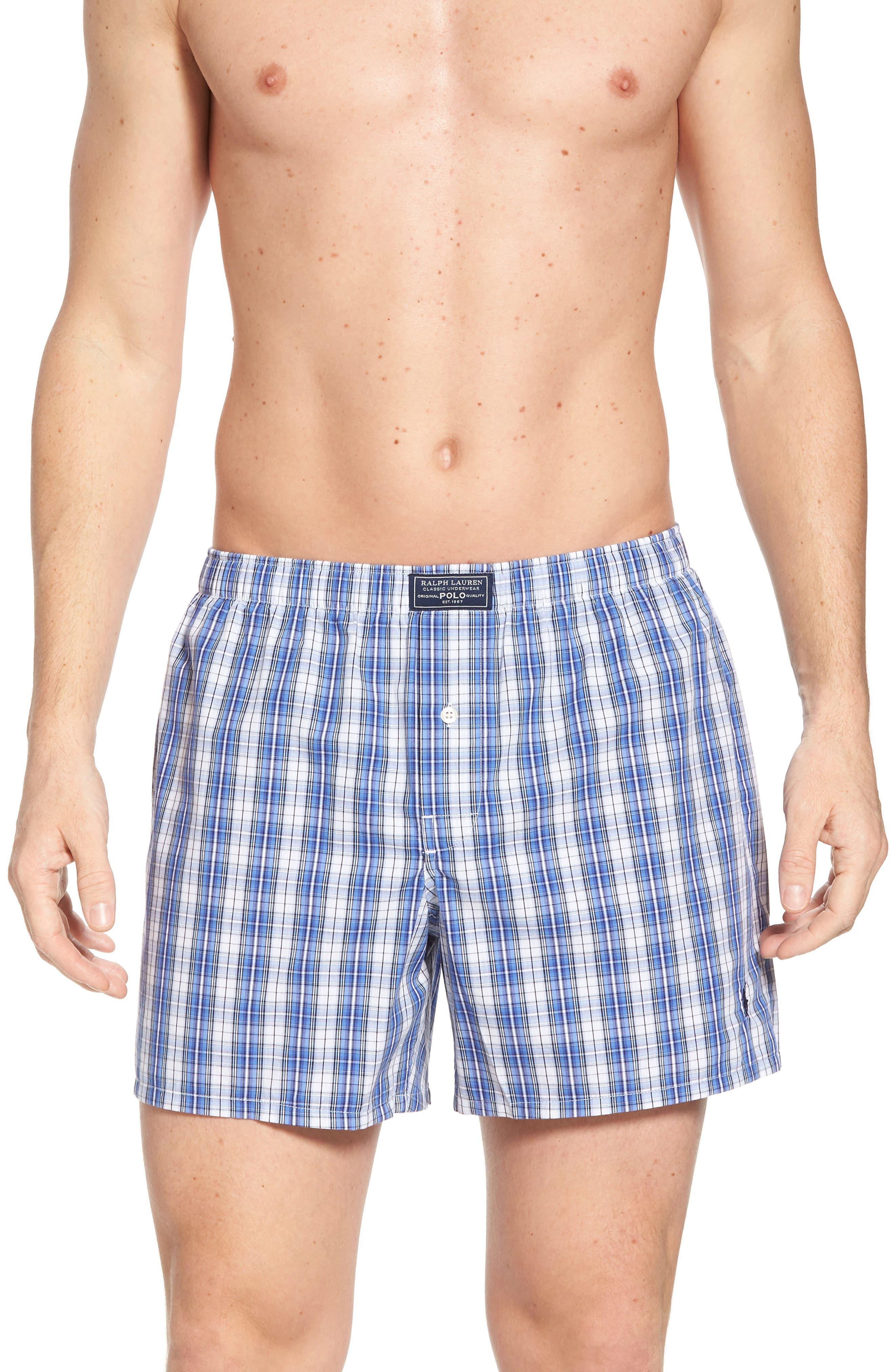 Polo Ralph Lauren Woven Cotton Boxers