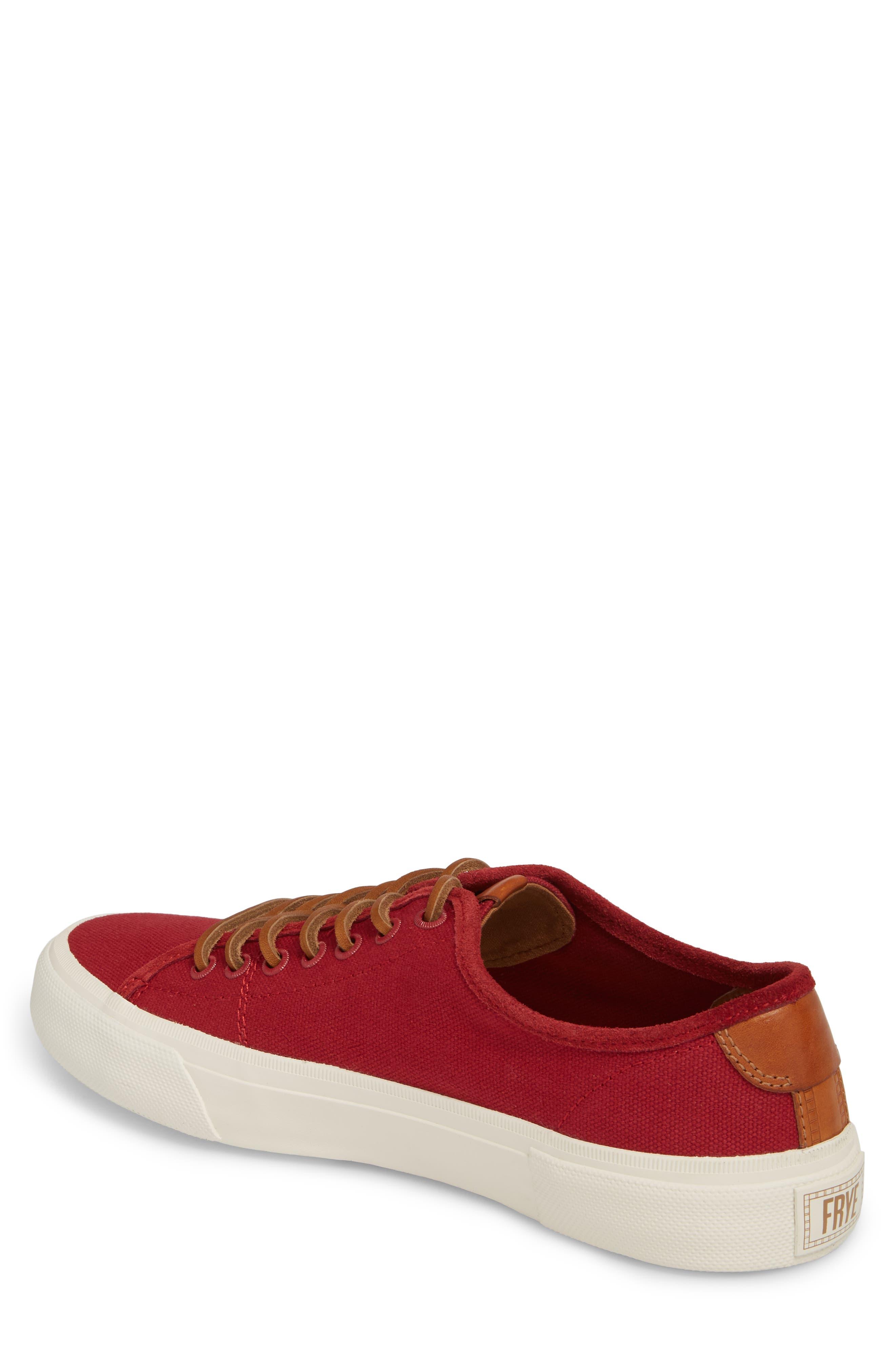 Alternate Image 2  - Frye Ludlow Low Top Sneaker (Men)