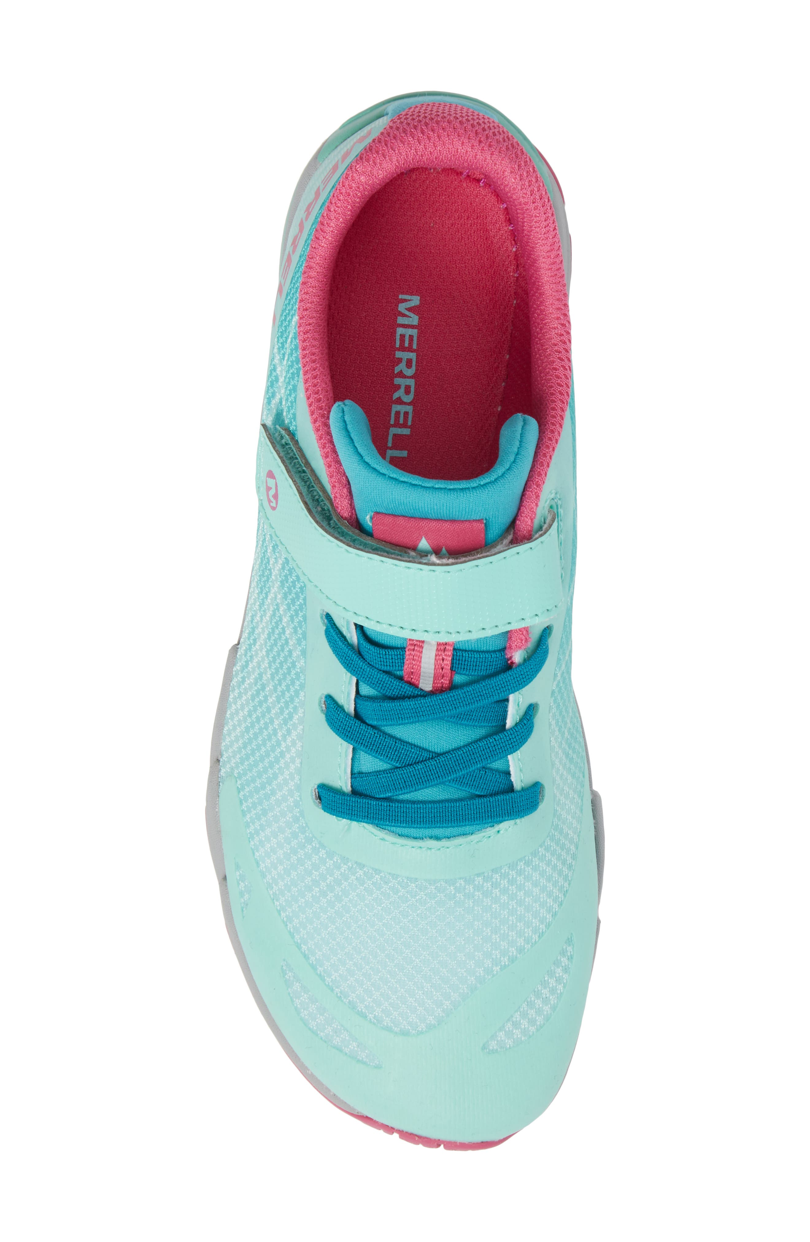 Bare Access Sneaker,                             Alternate thumbnail 5, color,                             Turquoise/ Berry