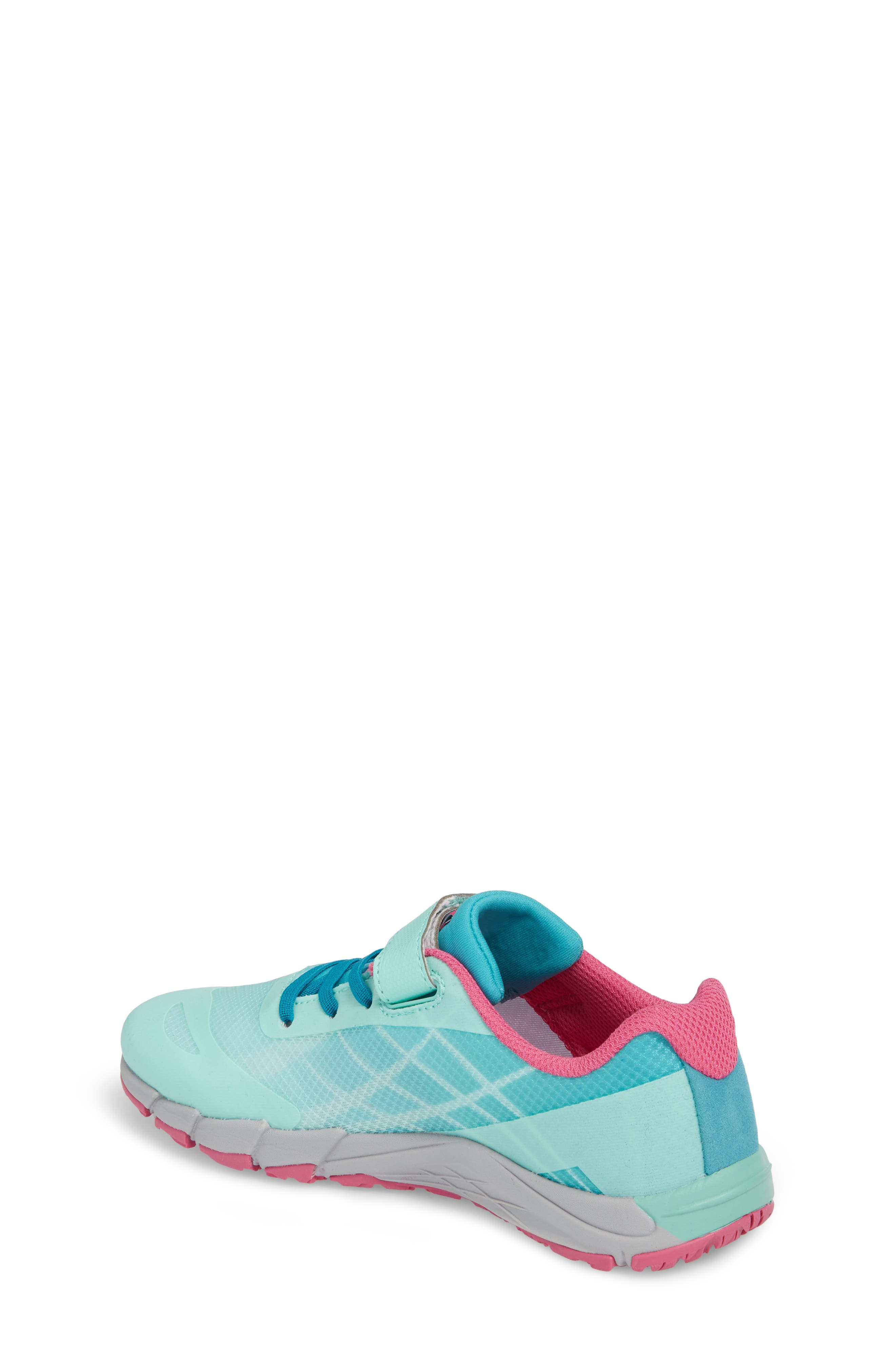 Bare Access Sneaker,                             Alternate thumbnail 2, color,                             Turquoise/ Berry