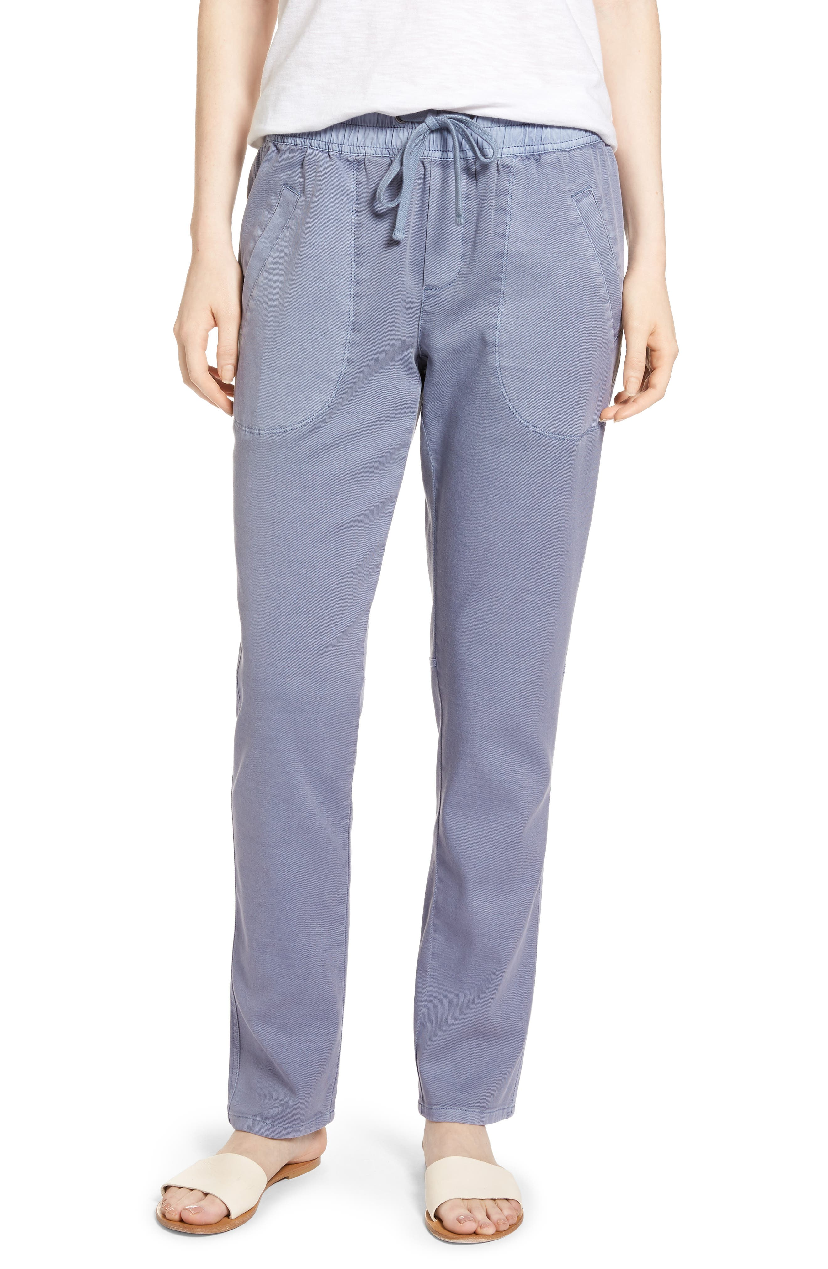 Modern Utility Pants,                         Main,                         color, Indigo Wash