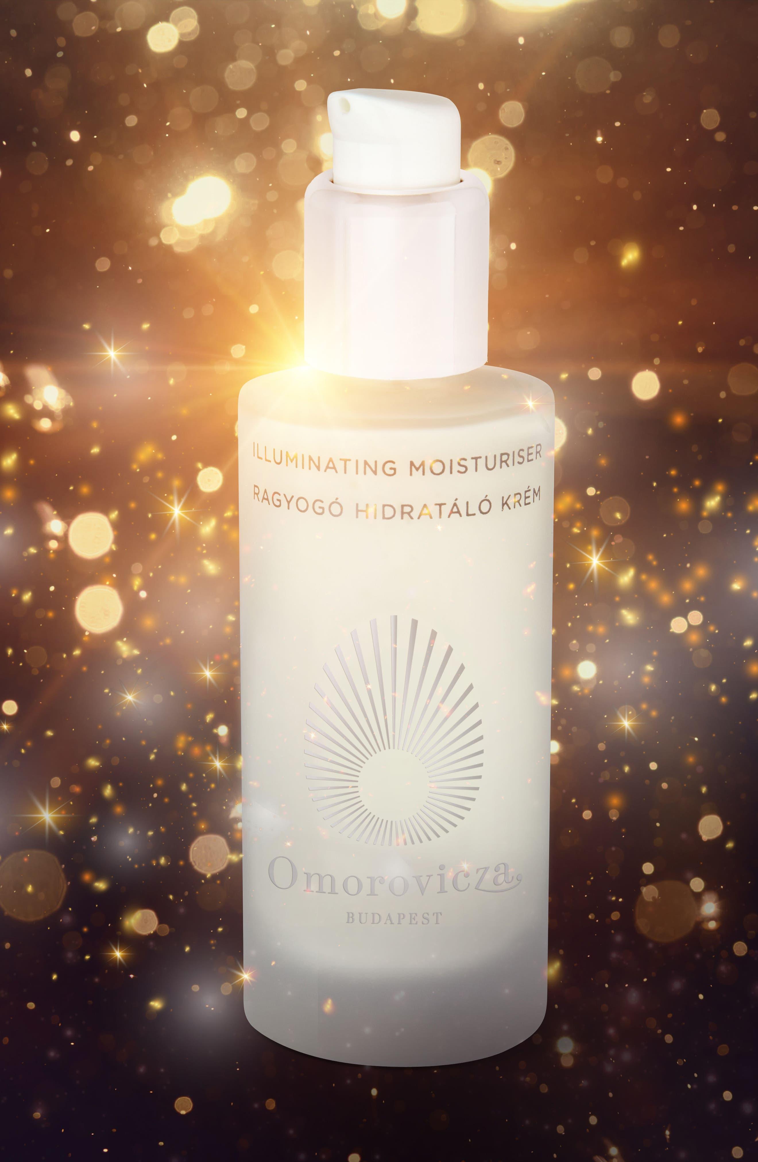 Alternate Image 4  - Omorovicza Illuminating Moisturizer