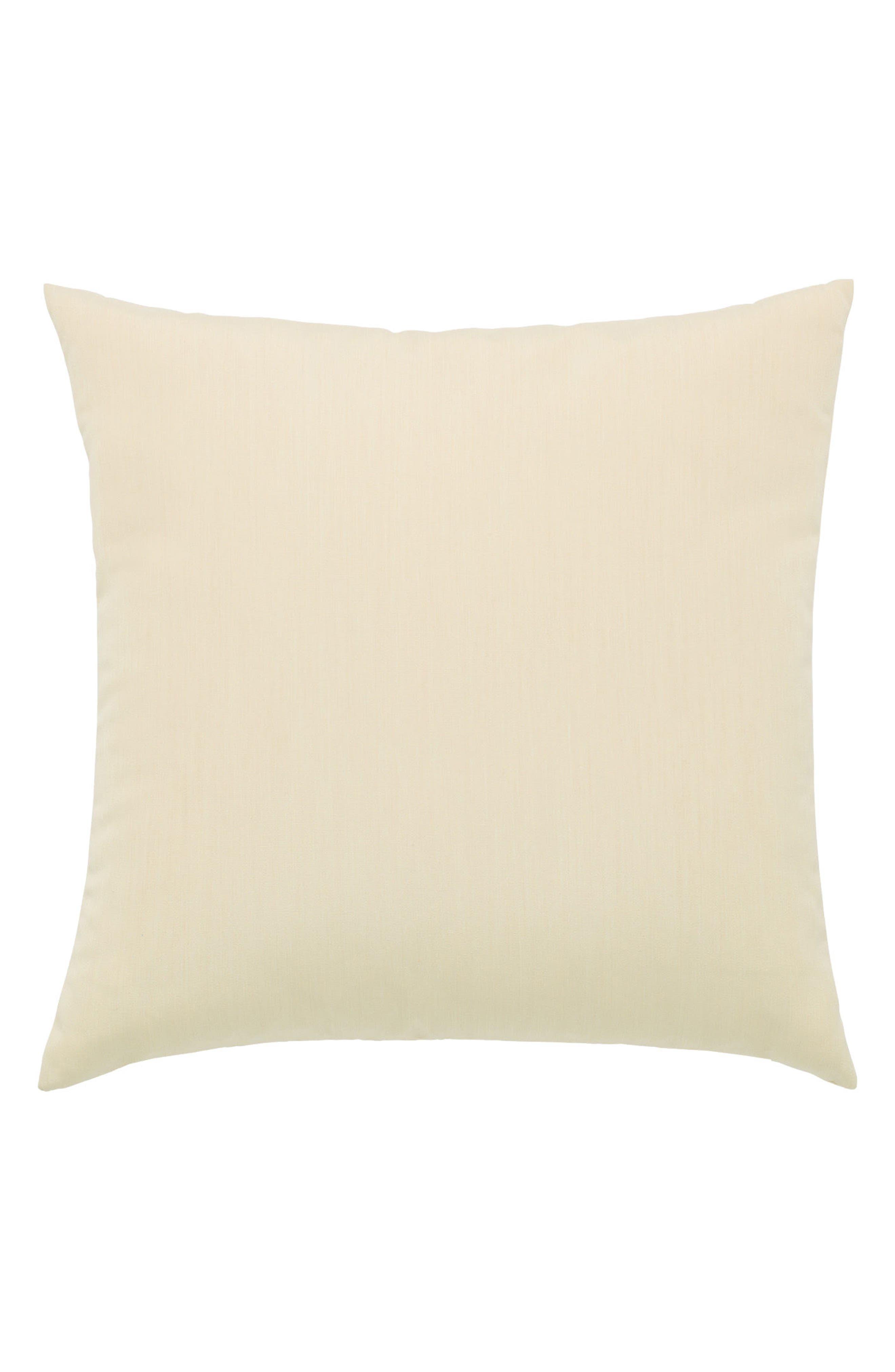 Grand Turk Stripe Indoor/Outdoor Accent Pillow,                             Alternate thumbnail 2, color,                             Blue/ Orange