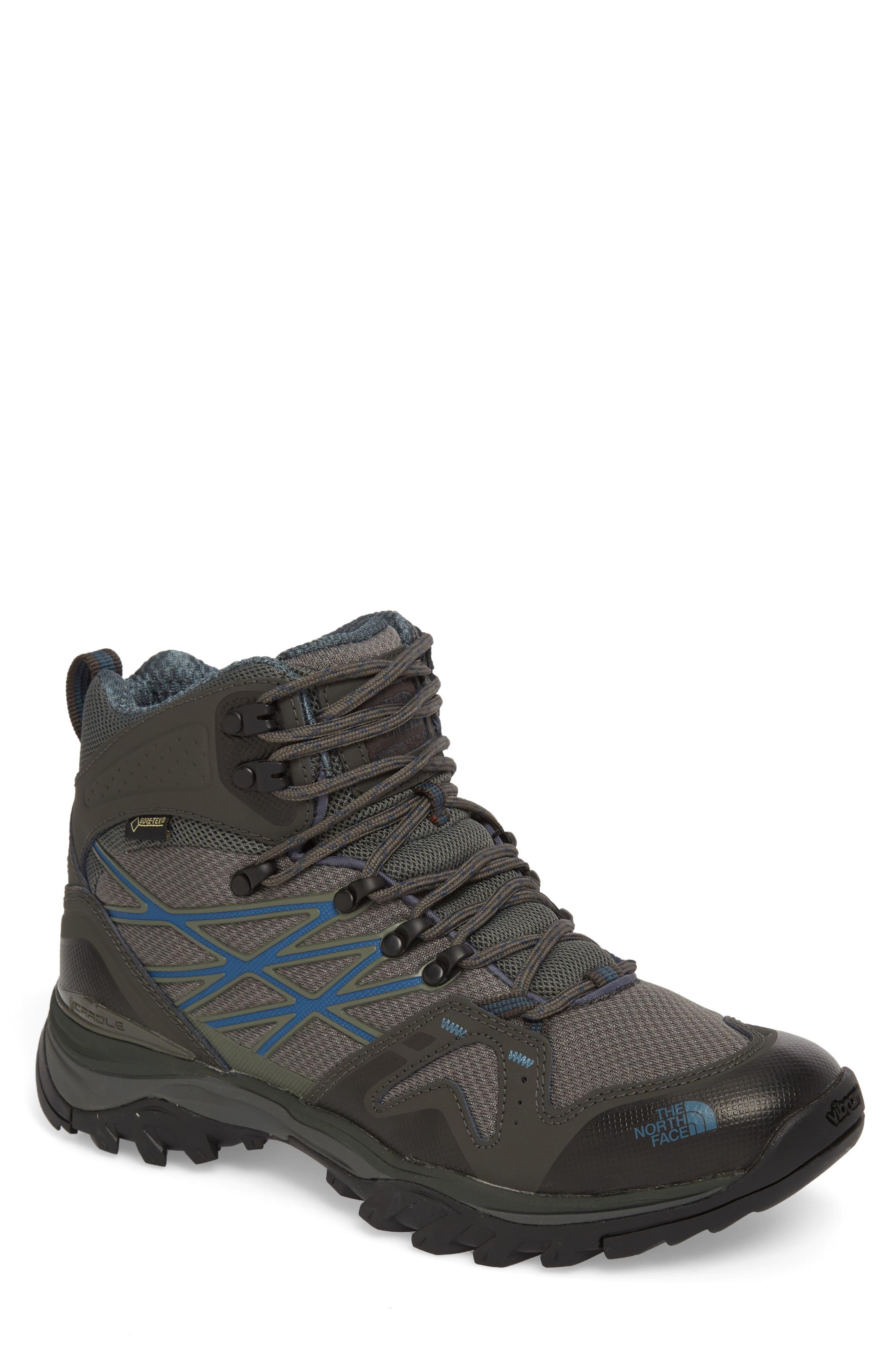 The North Face Hedgehog Fastpack Mid Gore-Tex® Waterproof Hiking Shoe (Men)