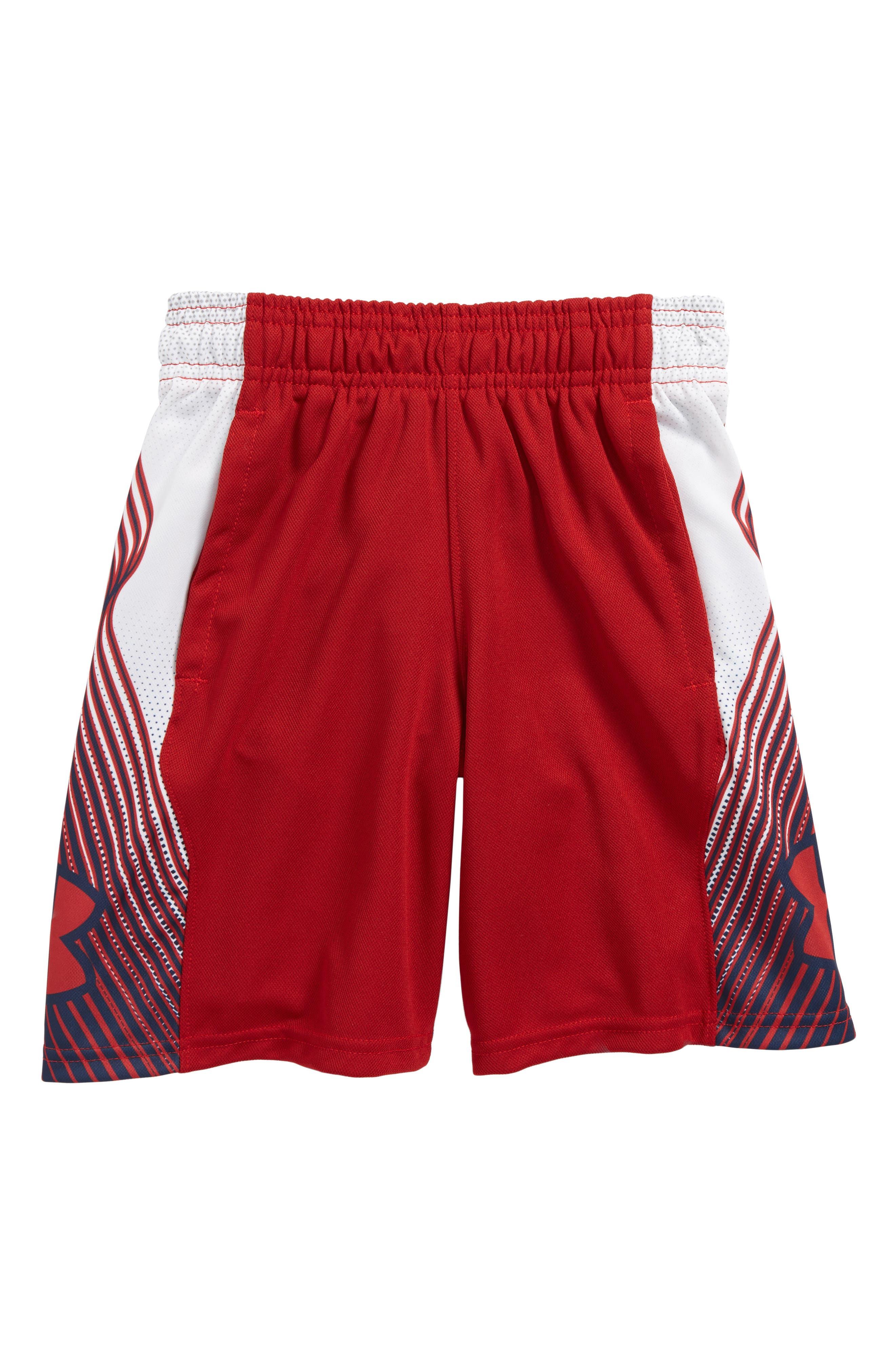 Under Armour Space the Floor HeatGear® Shorts (Little Boys & Big Boys)