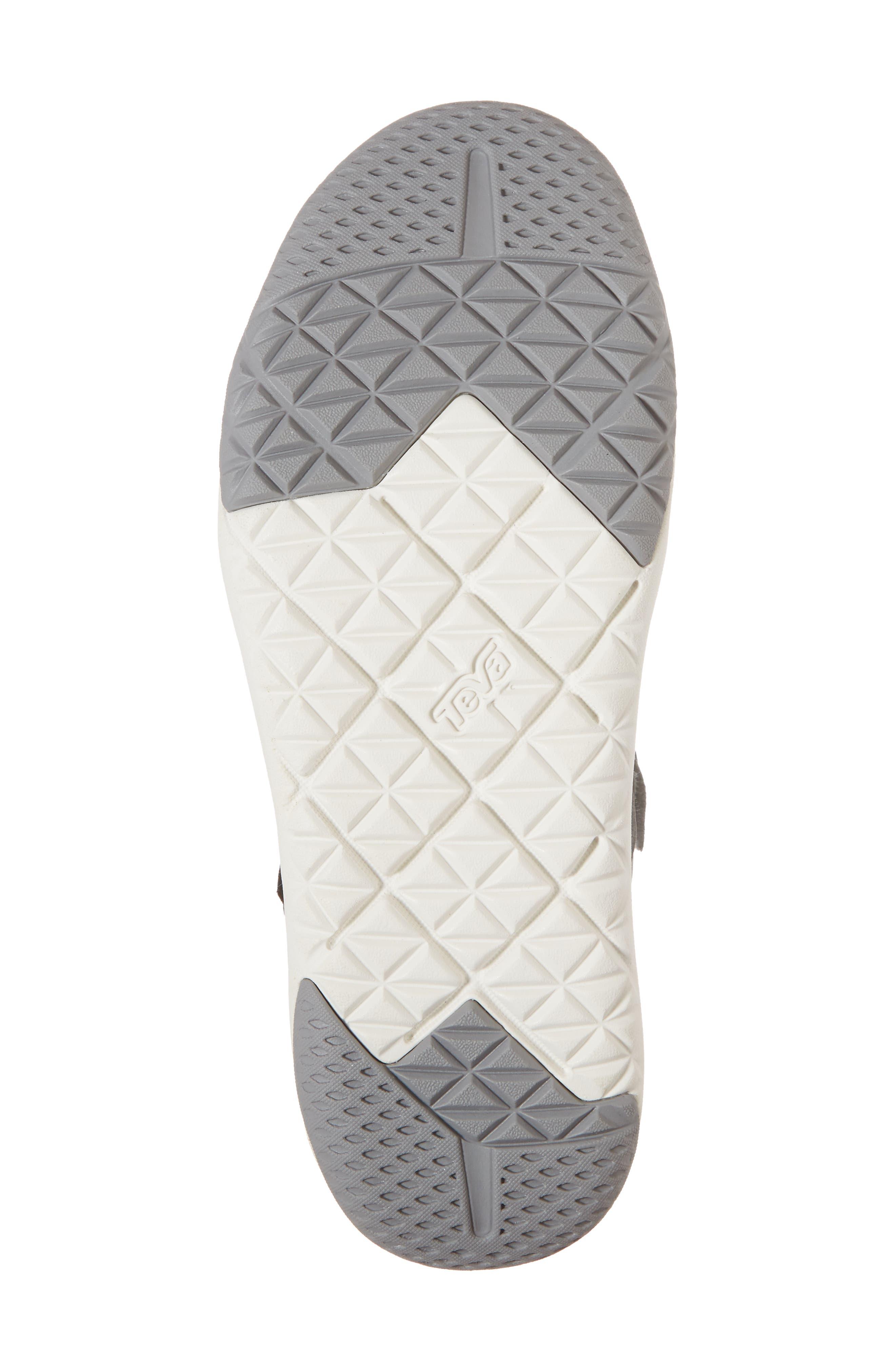 Terra Float Travel Knit Active Sandal,                             Alternate thumbnail 6, color,                             Wild Dove